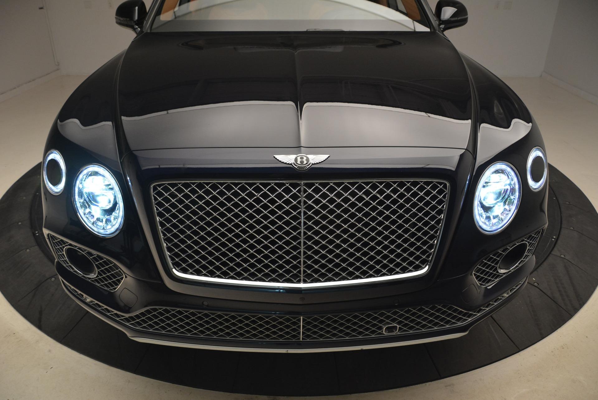 Used 2018 Bentley Bentayga W12 Signature For Sale In Westport, CT 2165_p13