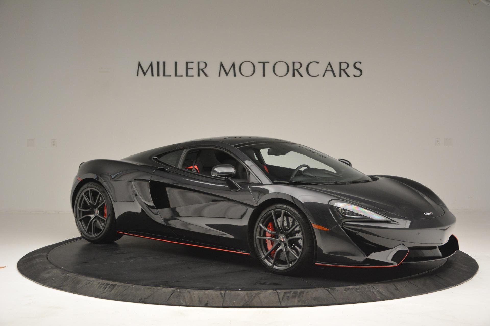 Used 2018 McLaren 570GT  For Sale In Westport, CT 2166_p10