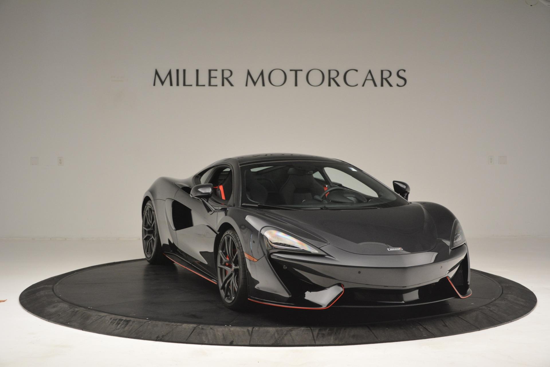 Used 2018 McLaren 570GT  For Sale In Westport, CT 2166_p11