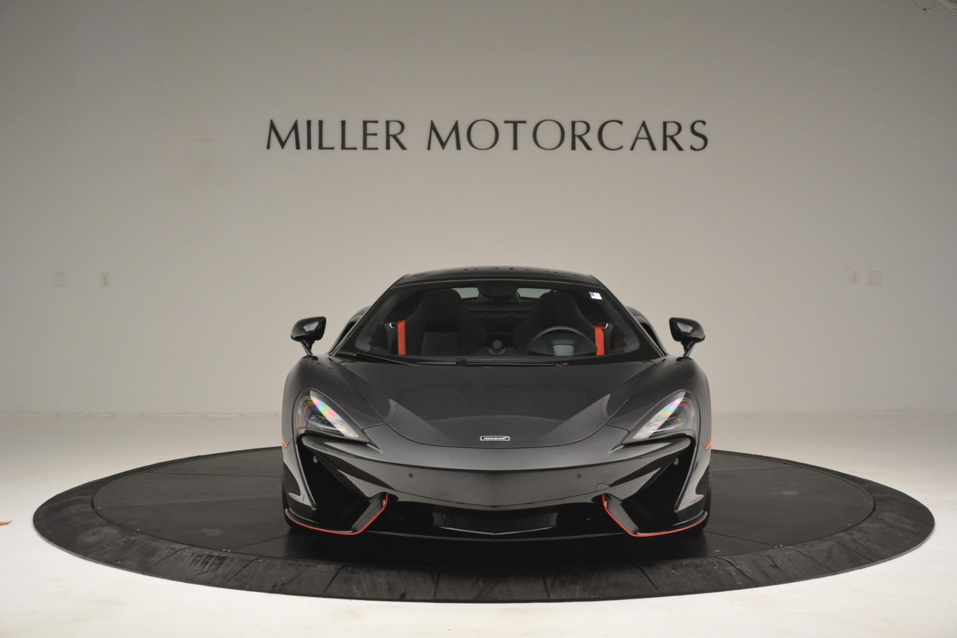 Used 2018 McLaren 570GT  For Sale In Westport, CT 2166_p12