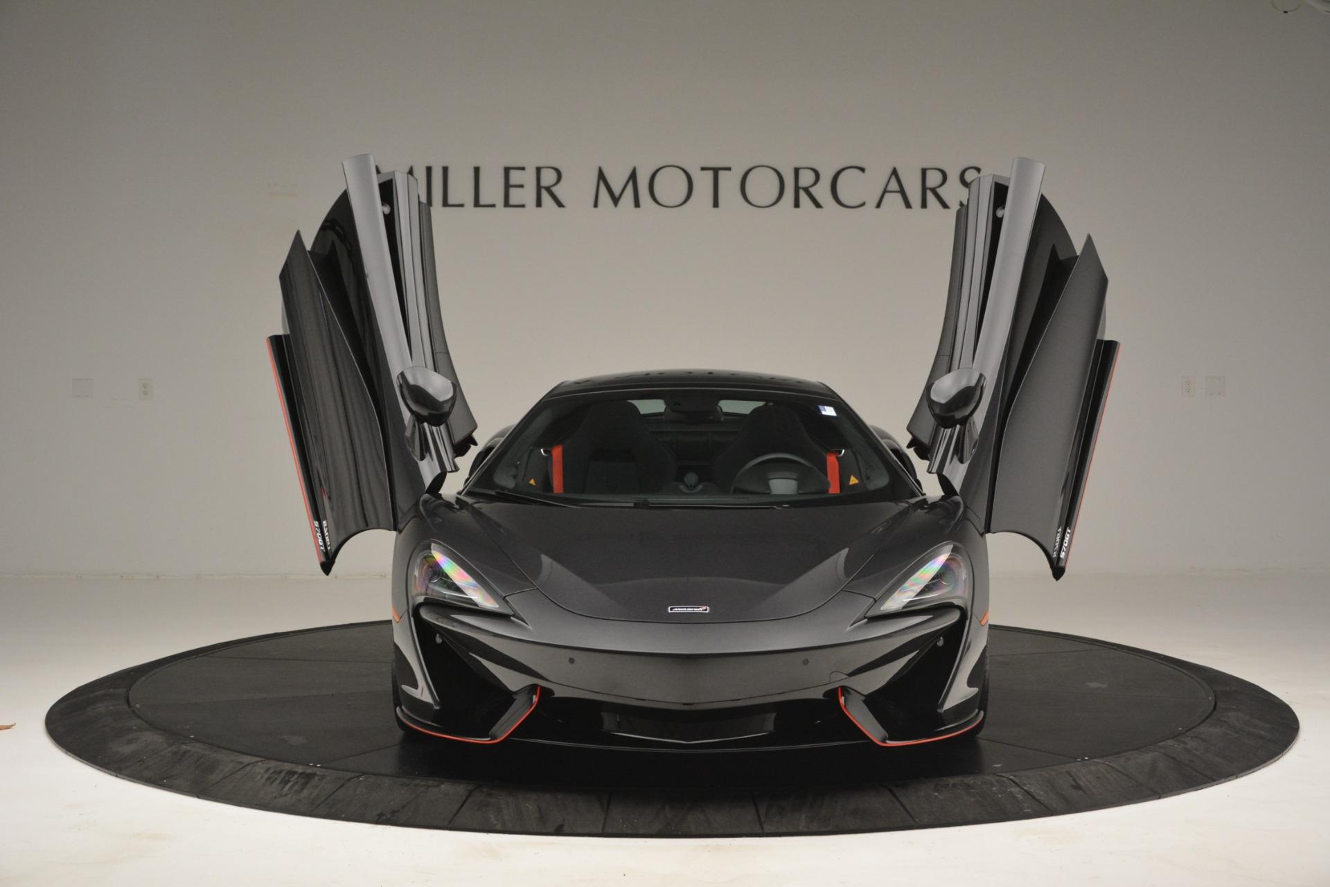 Used 2018 McLaren 570GT  For Sale In Westport, CT 2166_p13