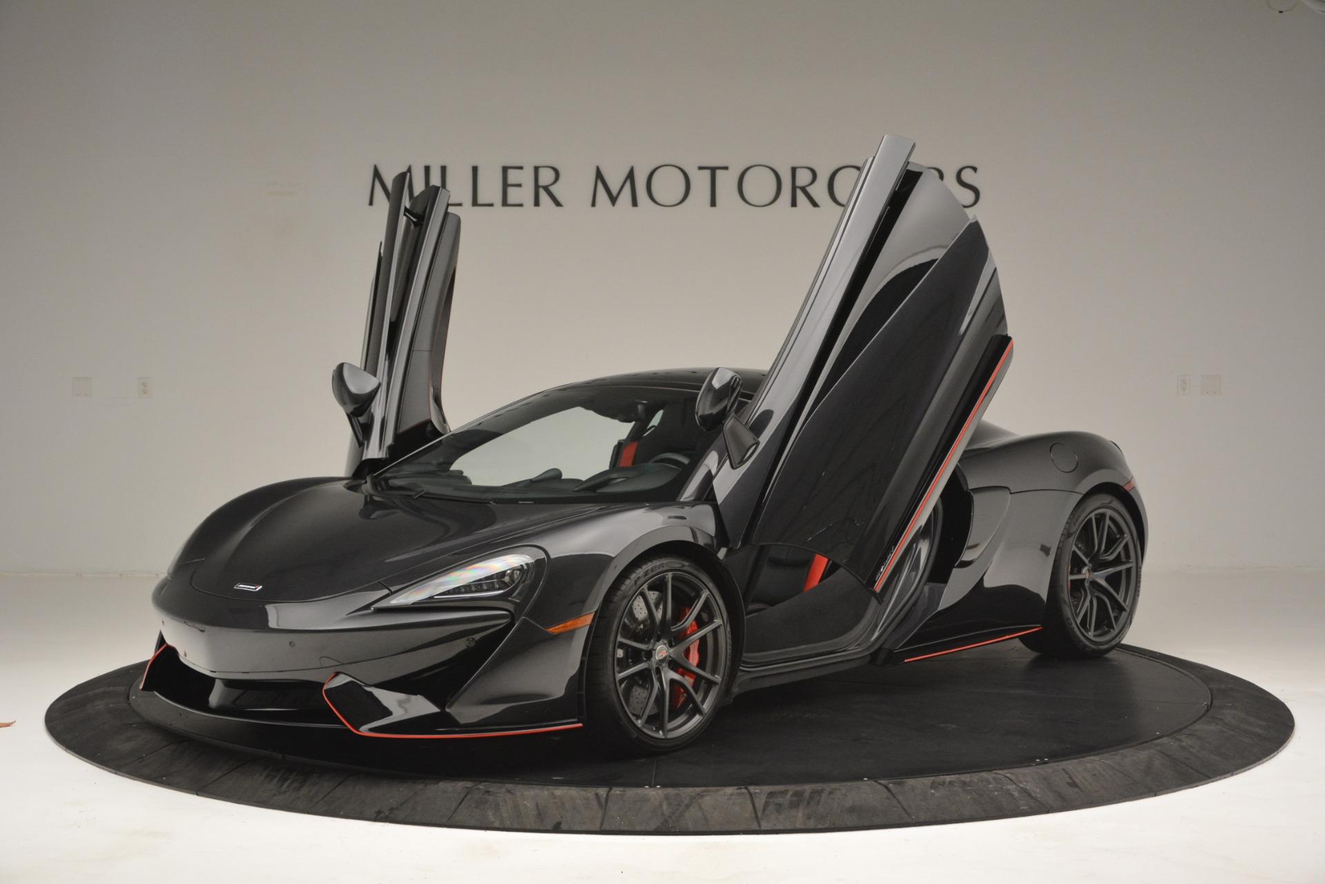 Used 2018 McLaren 570GT  For Sale In Westport, CT 2166_p14