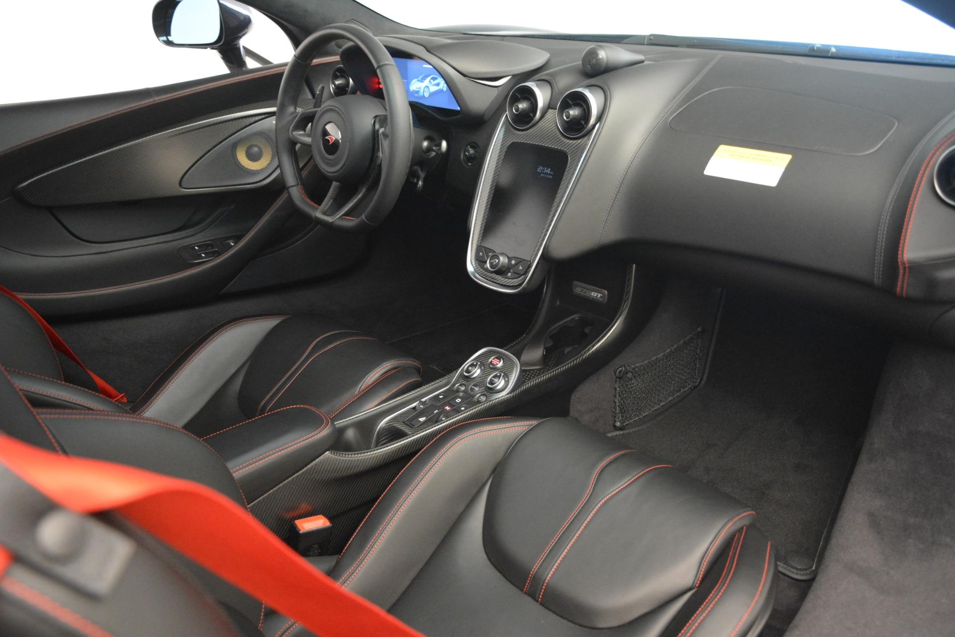 Used 2018 McLaren 570GT  For Sale In Westport, CT 2166_p18