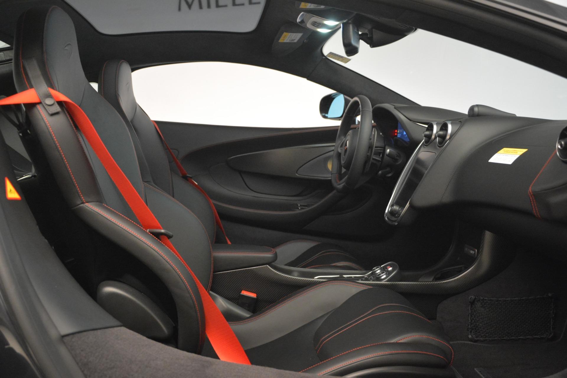 Used 2018 McLaren 570GT  For Sale In Westport, CT 2166_p19