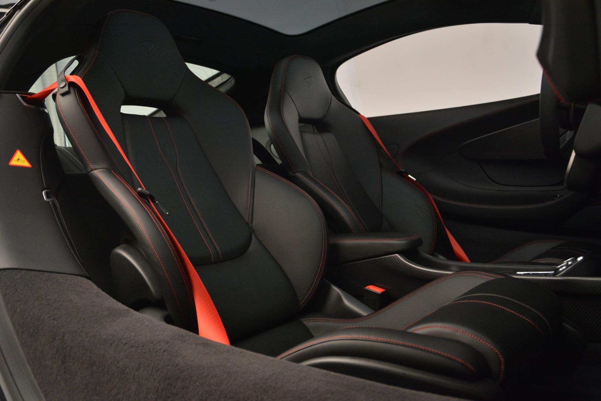 Used 2018 McLaren 570GT  For Sale In Westport, CT 2166_p20