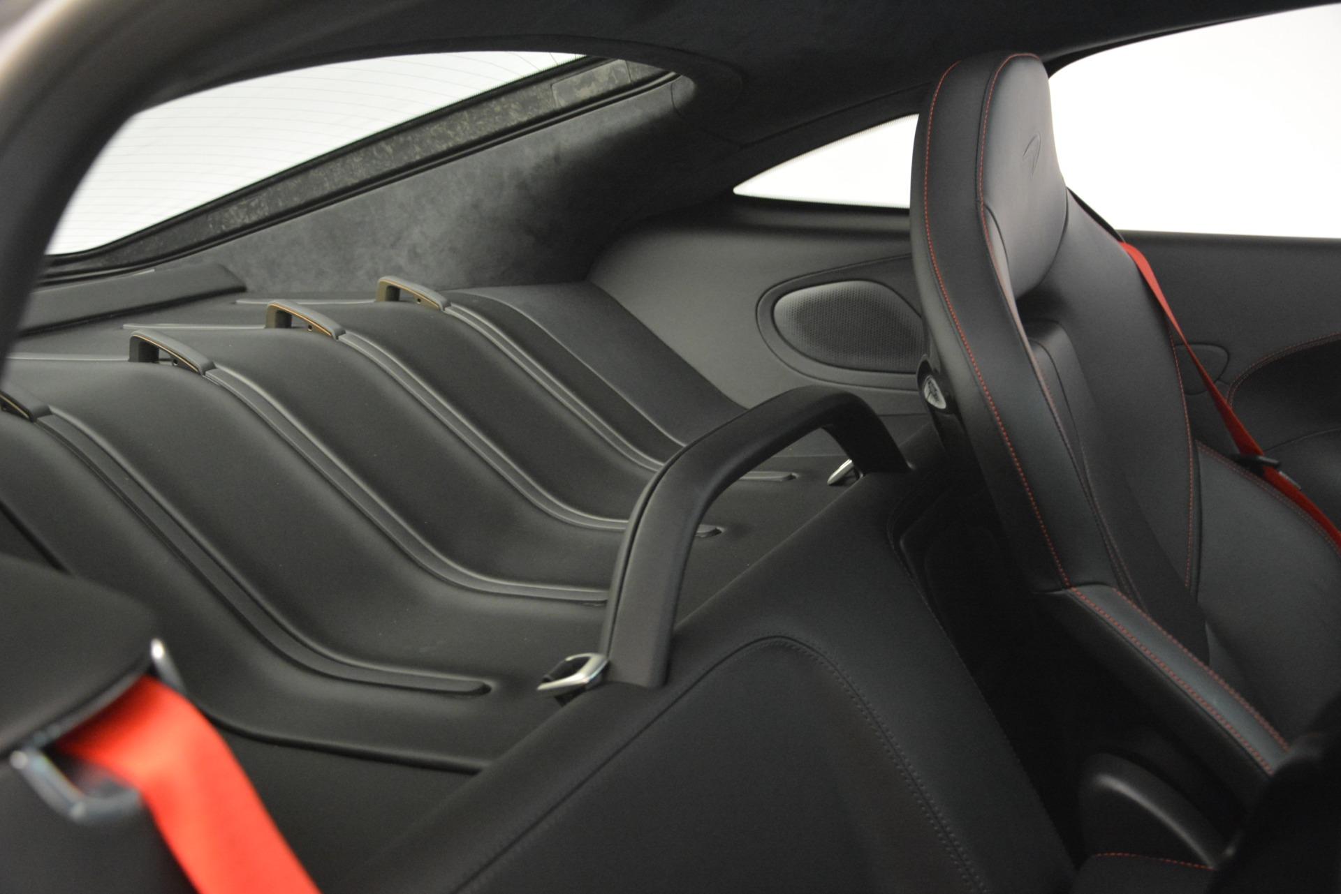 Used 2018 McLaren 570GT  For Sale In Westport, CT 2166_p21