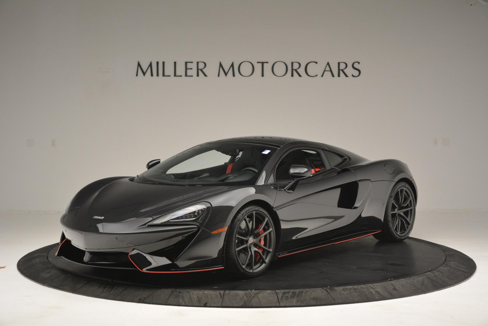 Used 2018 McLaren 570GT  For Sale In Westport, CT 2166_p2