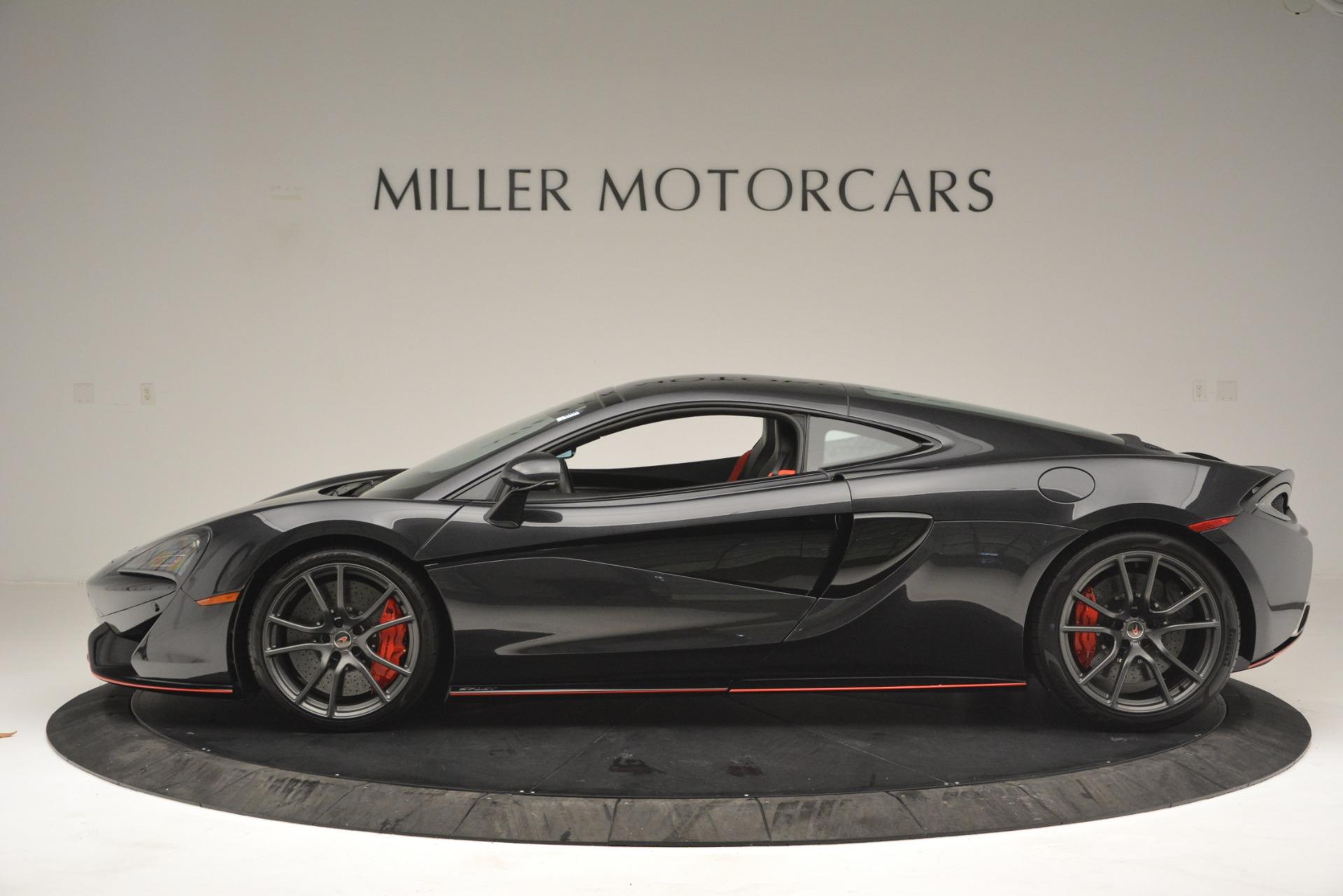 Used 2018 McLaren 570GT  For Sale In Westport, CT 2166_p3