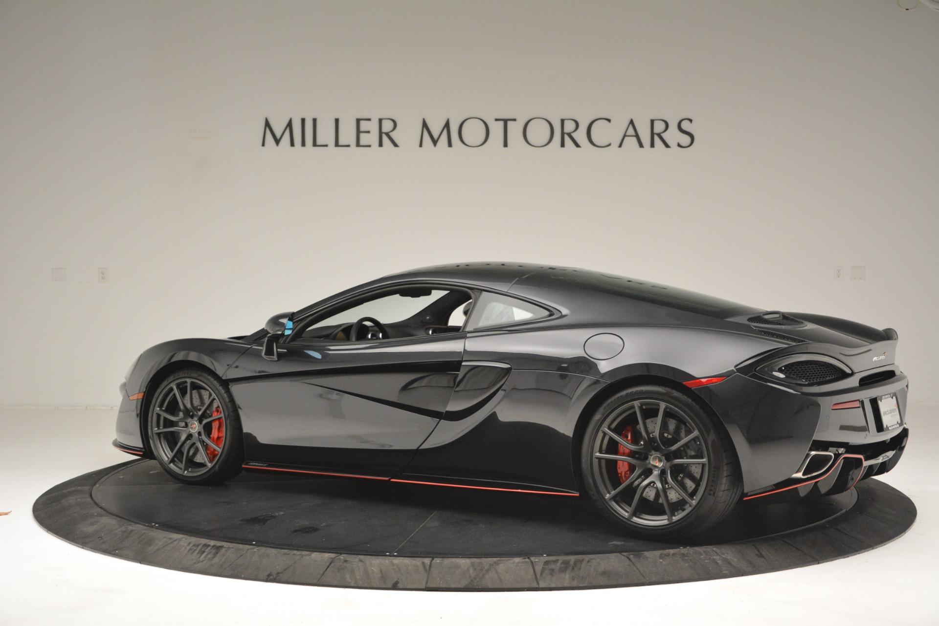 Used 2018 McLaren 570GT  For Sale In Westport, CT 2166_p4