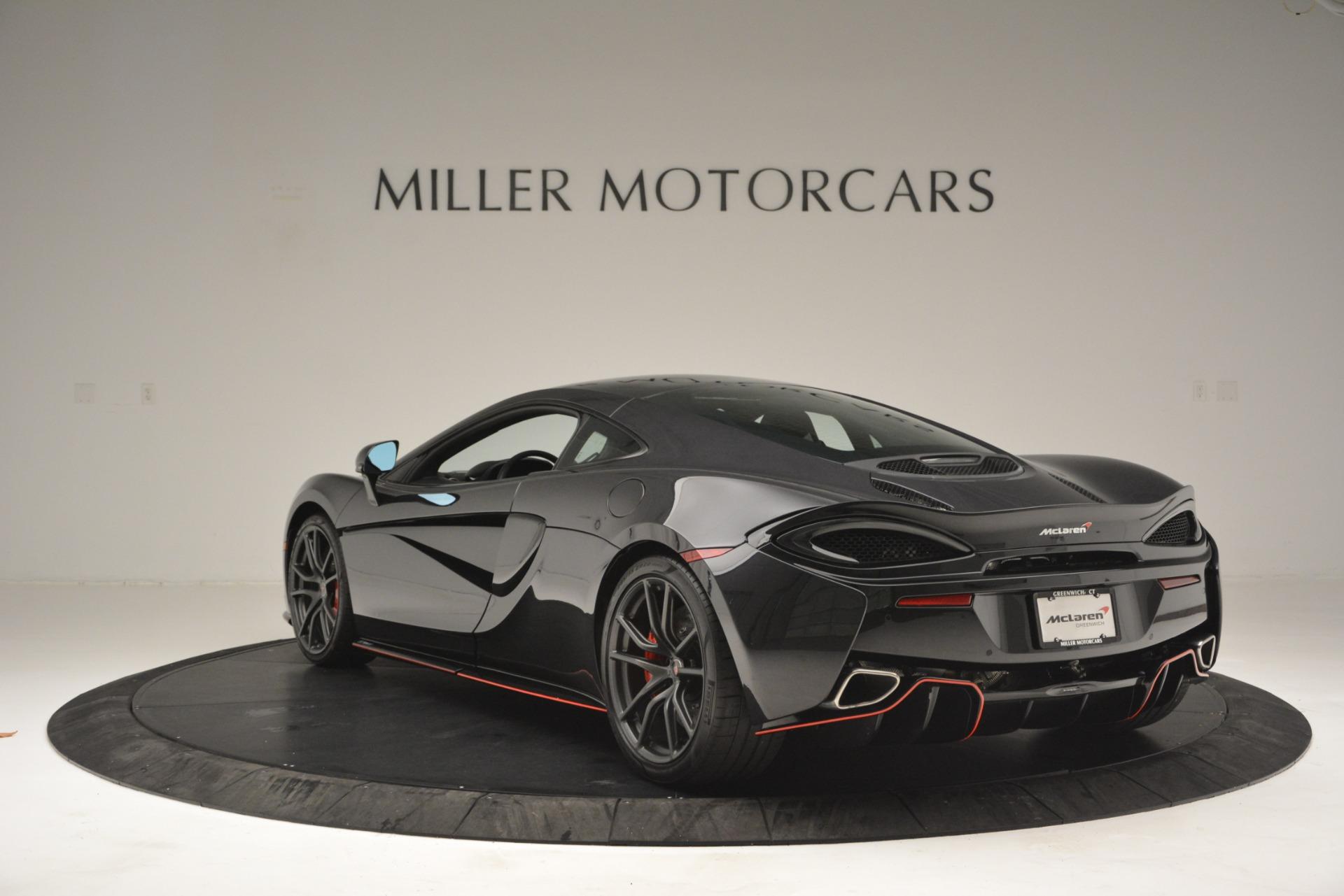 Used 2018 McLaren 570GT  For Sale In Westport, CT 2166_p5