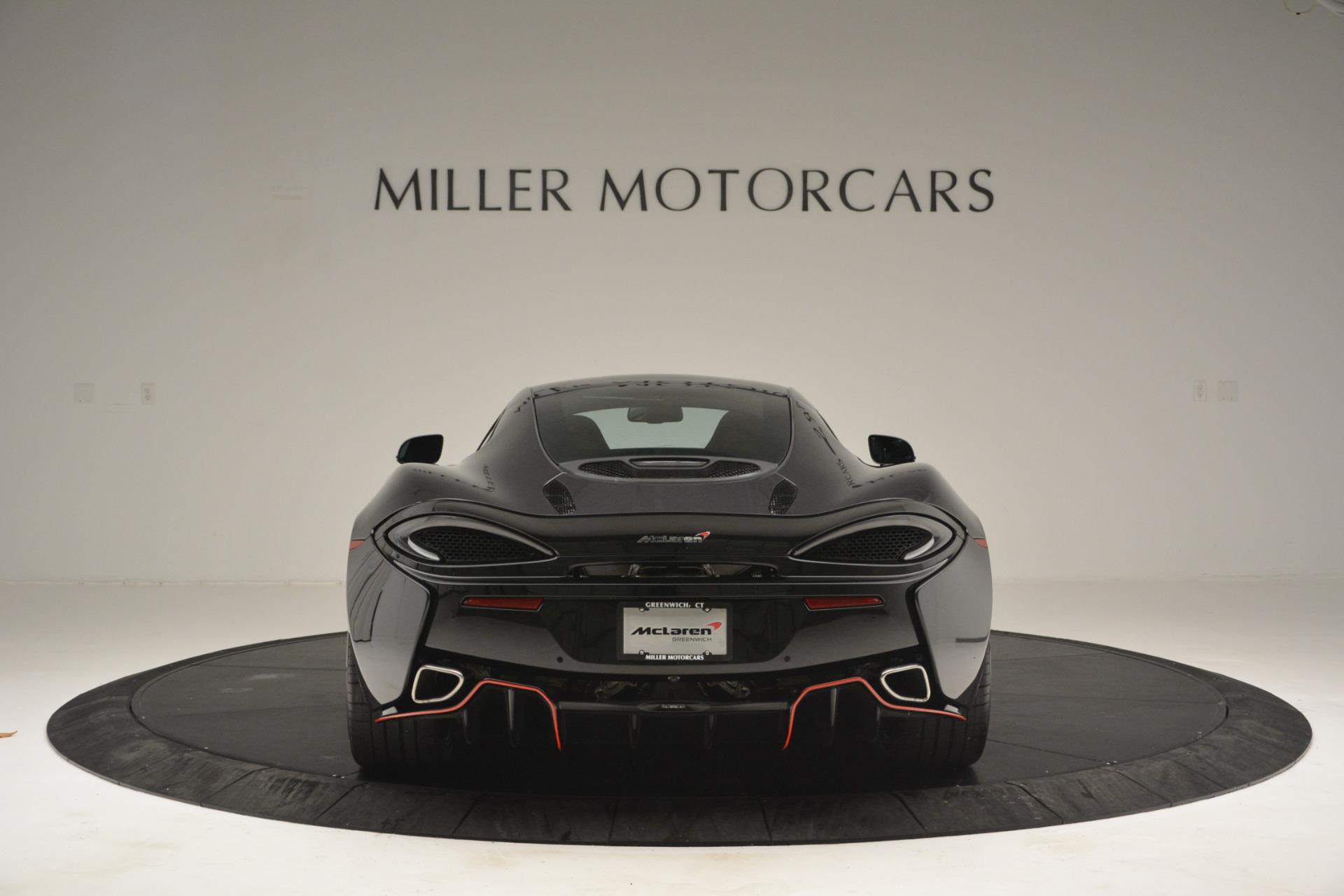 Used 2018 McLaren 570GT  For Sale In Westport, CT 2166_p6