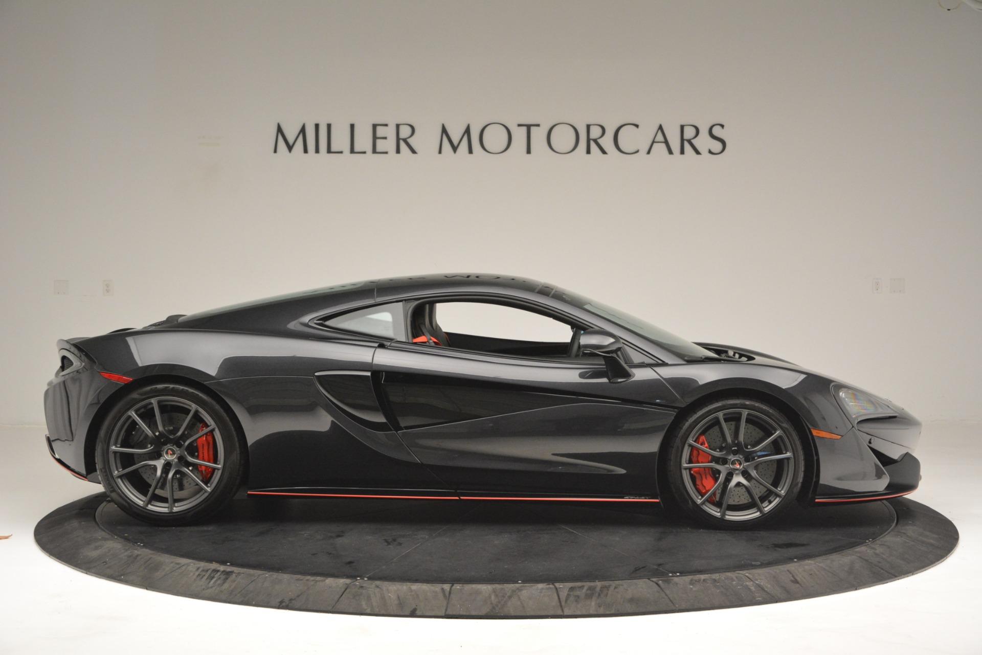 Used 2018 McLaren 570GT  For Sale In Westport, CT 2166_p9