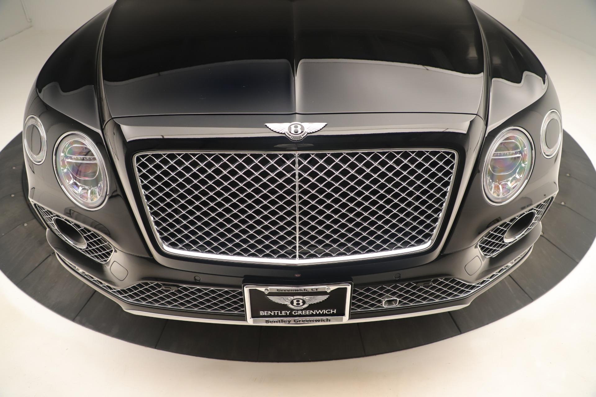 Used 2018 Bentley Bentayga W12 Signature For Sale In Westport, CT 2167_p13