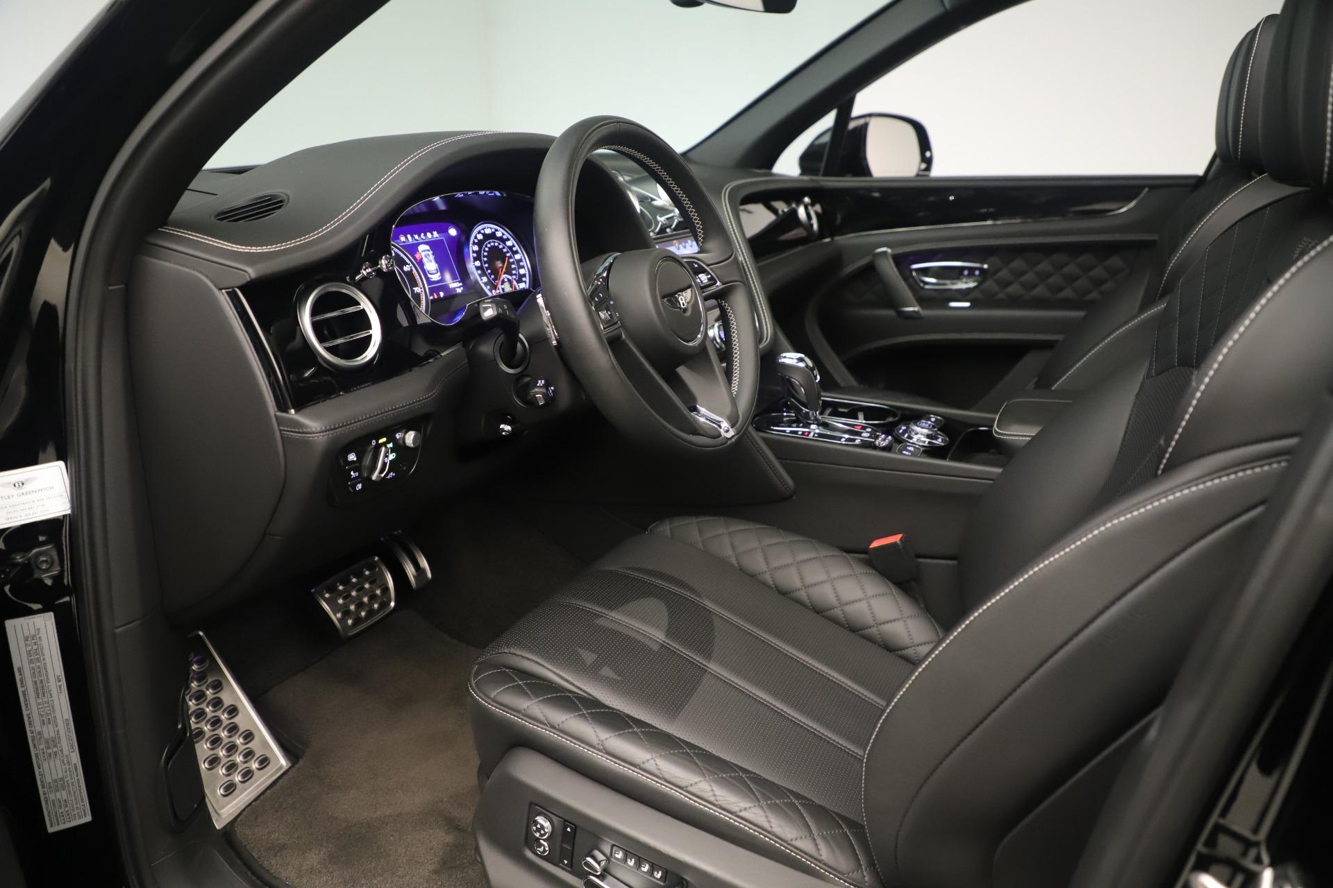 Used 2018 Bentley Bentayga W12 Signature For Sale In Westport, CT 2167_p17