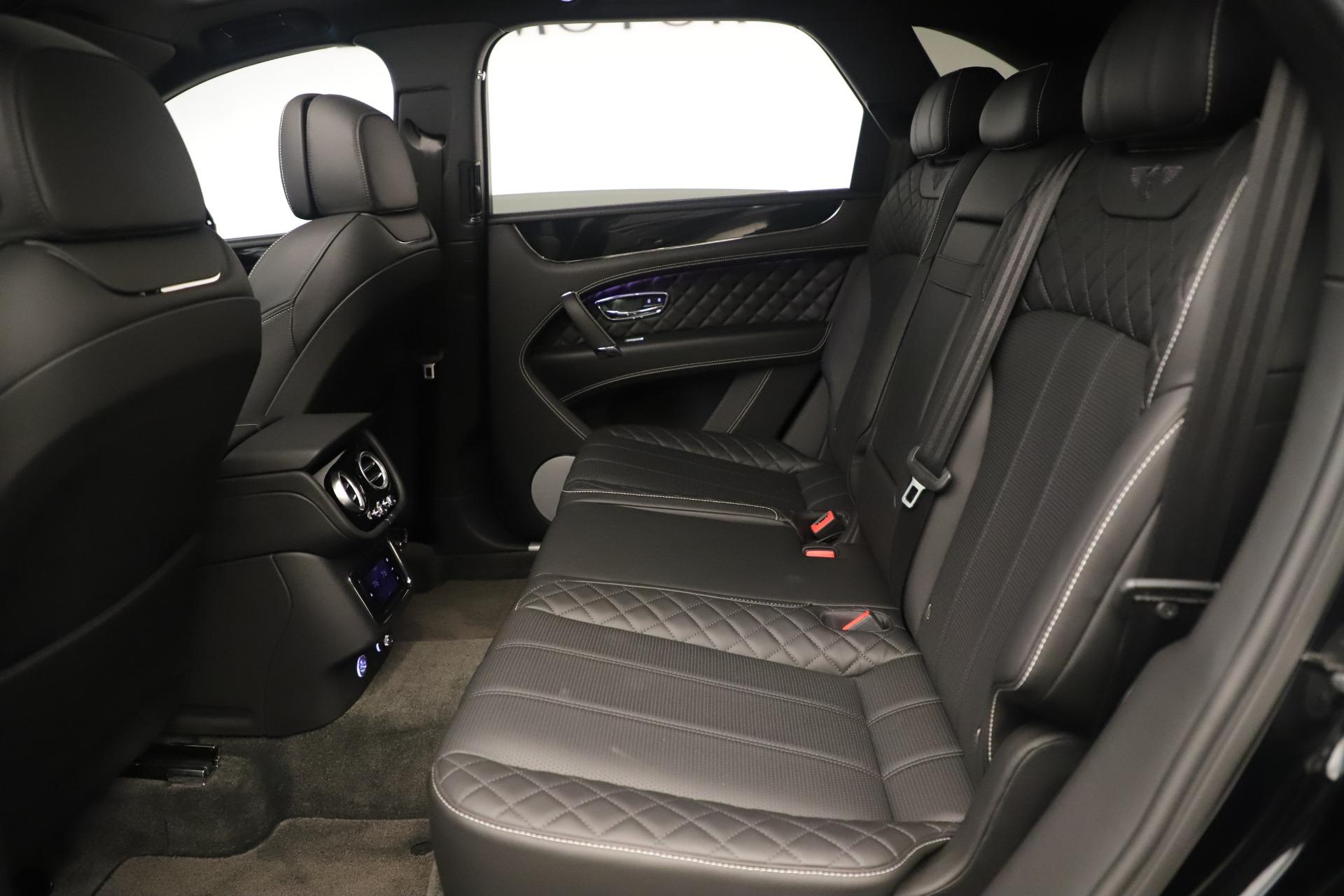 Used 2018 Bentley Bentayga W12 Signature For Sale In Westport, CT 2167_p21