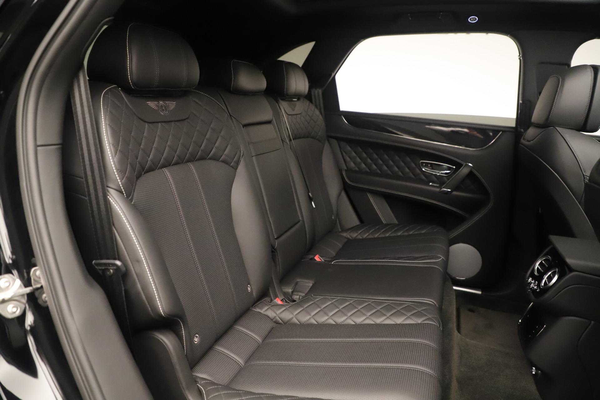 Used 2018 Bentley Bentayga W12 Signature For Sale In Westport, CT 2167_p24