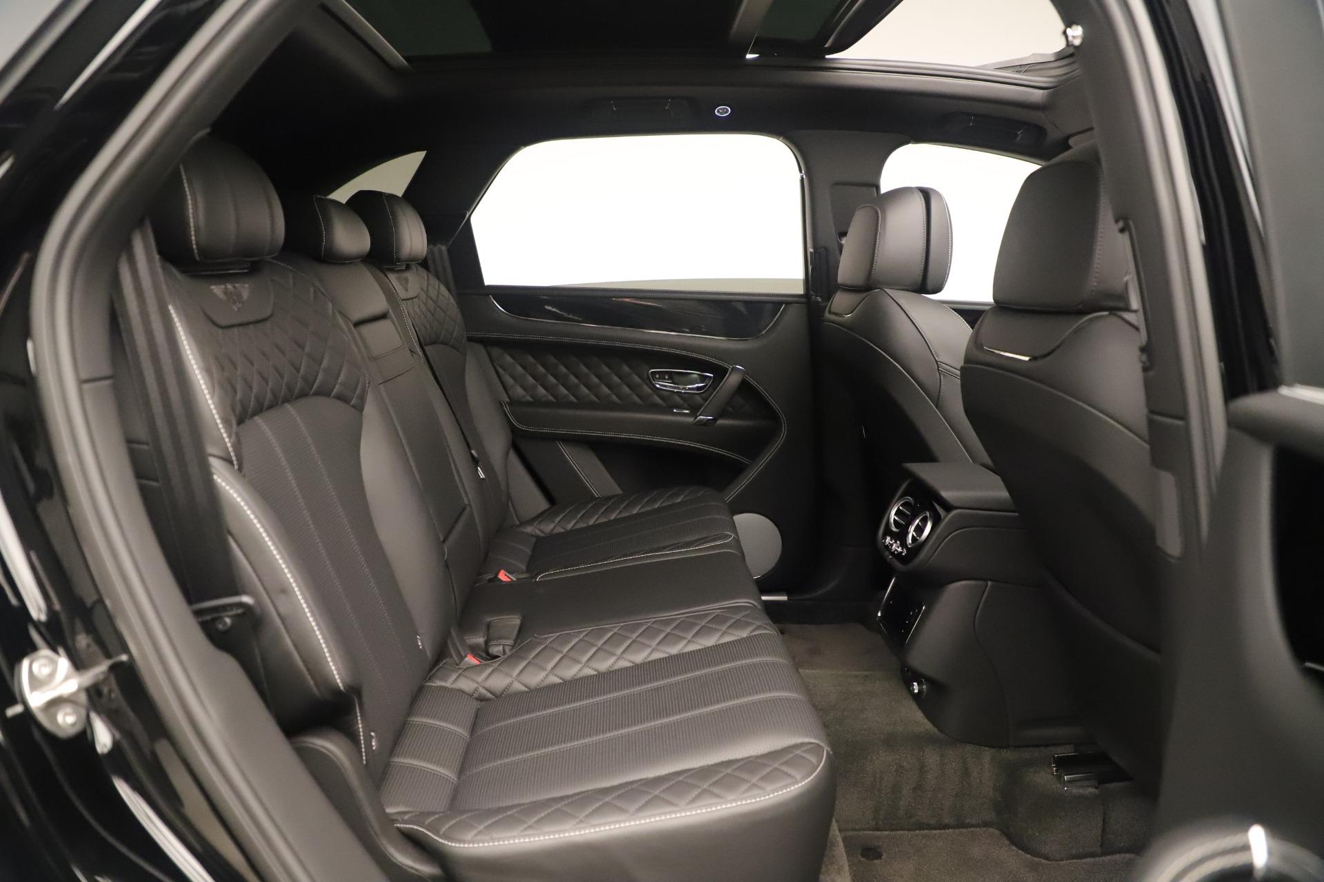 Used 2018 Bentley Bentayga W12 Signature For Sale In Westport, CT 2167_p25