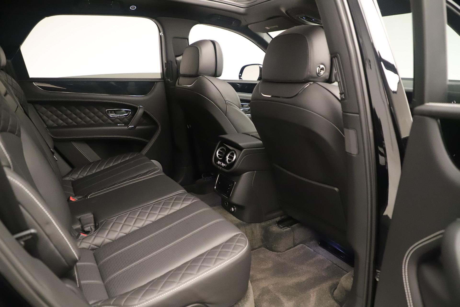 Used 2018 Bentley Bentayga W12 Signature For Sale In Westport, CT 2167_p26