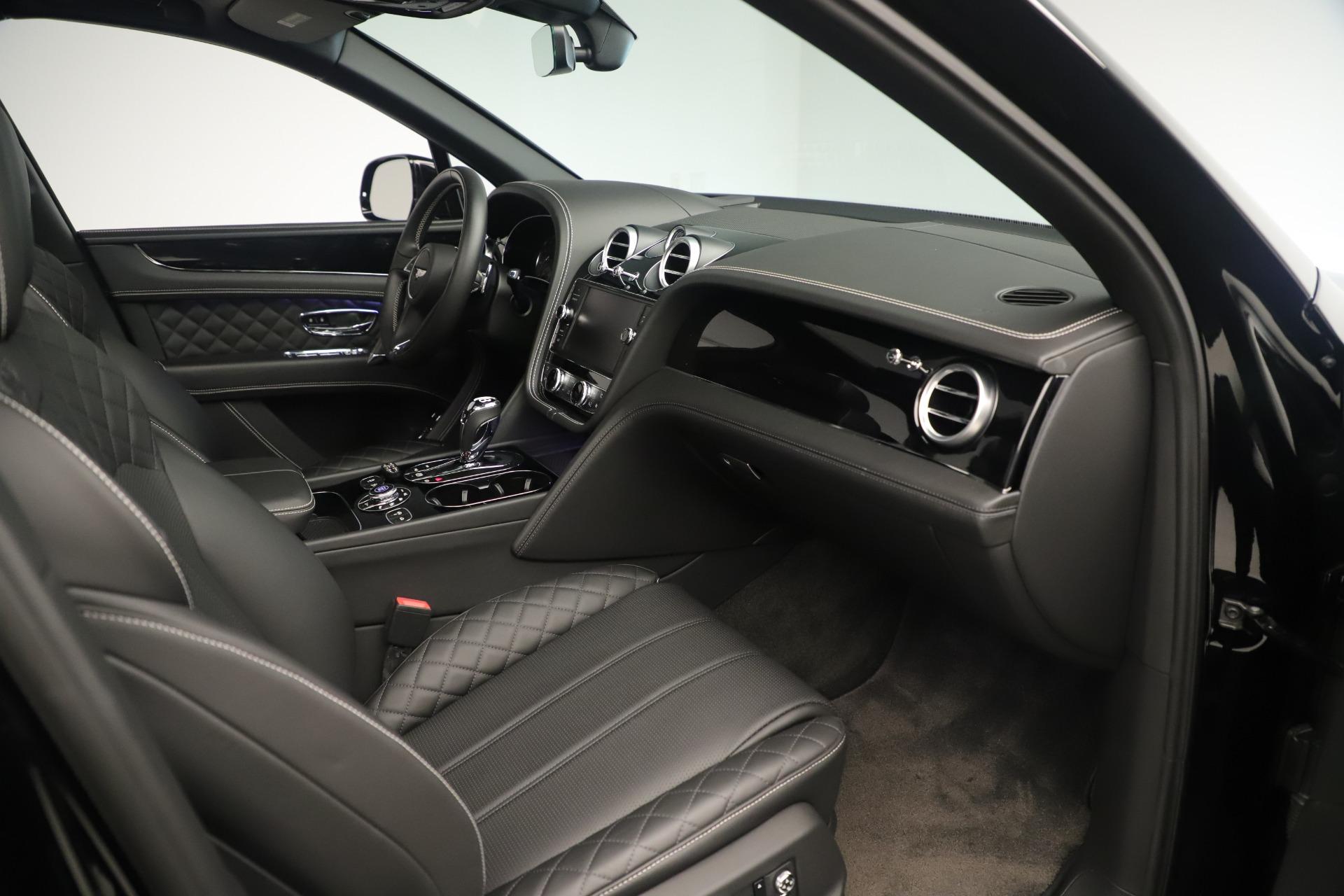 Used 2018 Bentley Bentayga W12 Signature For Sale In Westport, CT 2167_p27