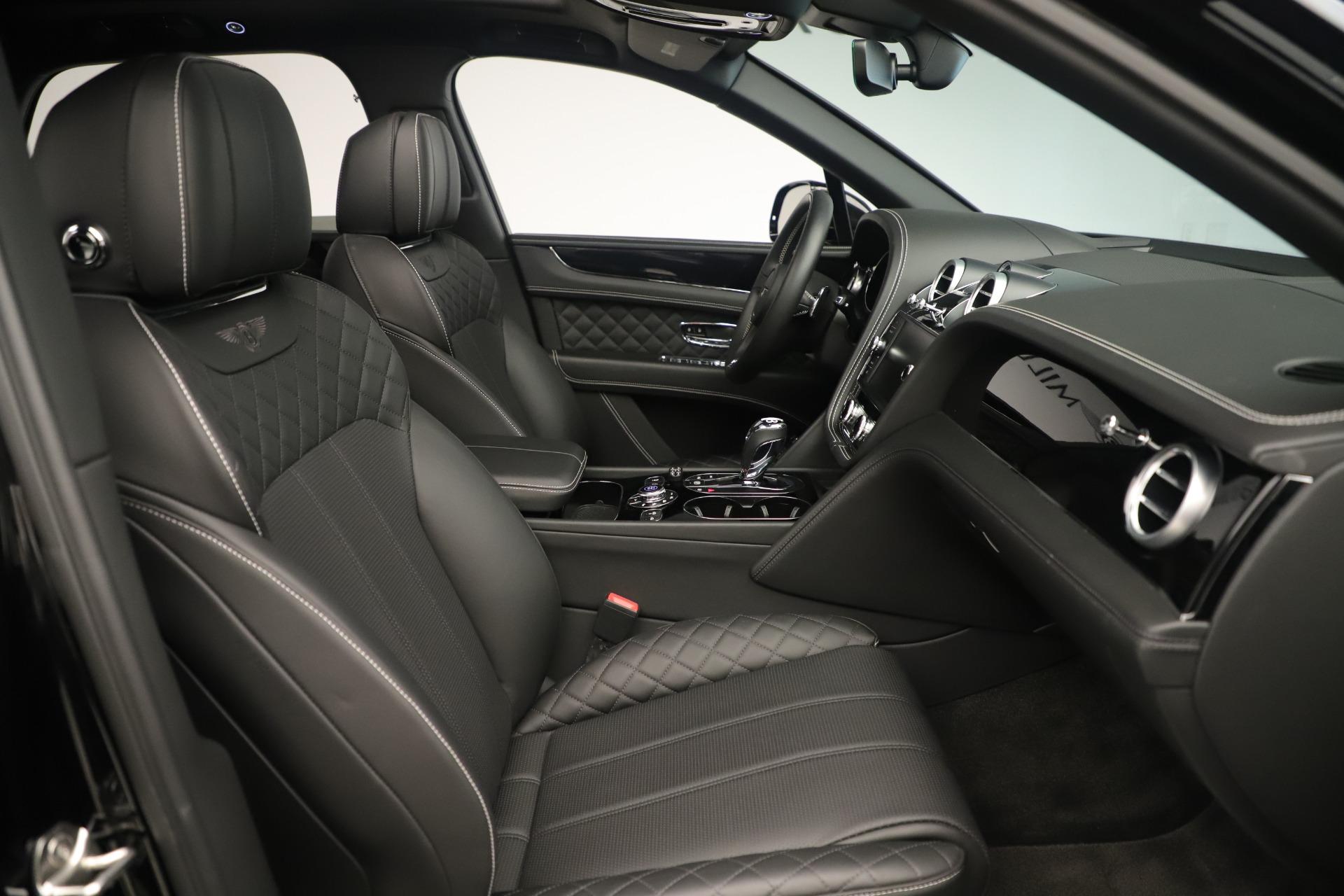 Used 2018 Bentley Bentayga W12 Signature For Sale In Westport, CT 2167_p28