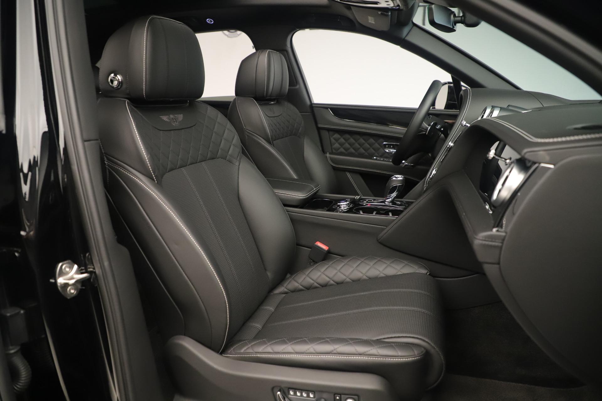 Used 2018 Bentley Bentayga W12 Signature For Sale In Westport, CT 2167_p29