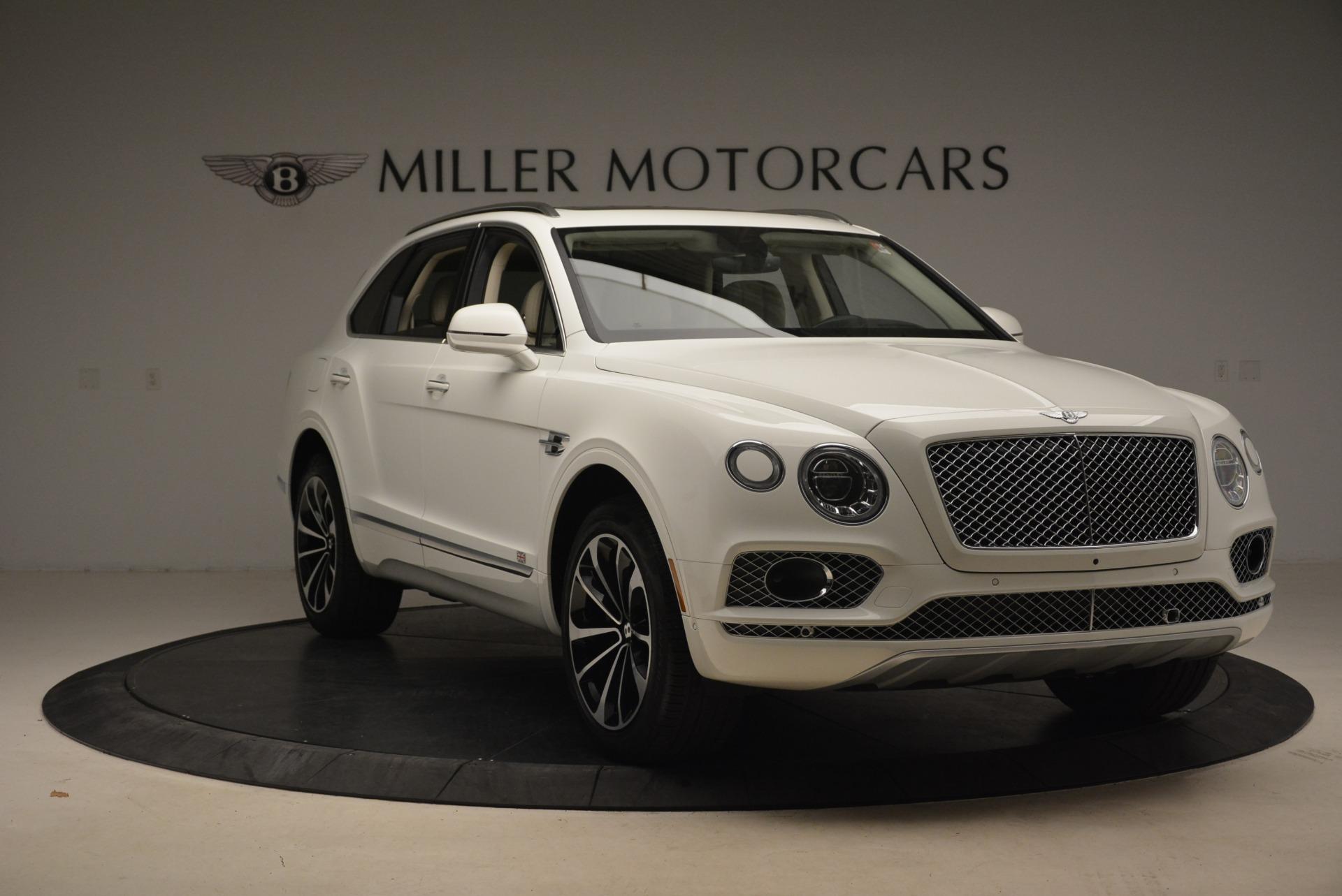 Used 2018 Bentley Bentayga Signature For Sale In Westport, CT 2168_p11