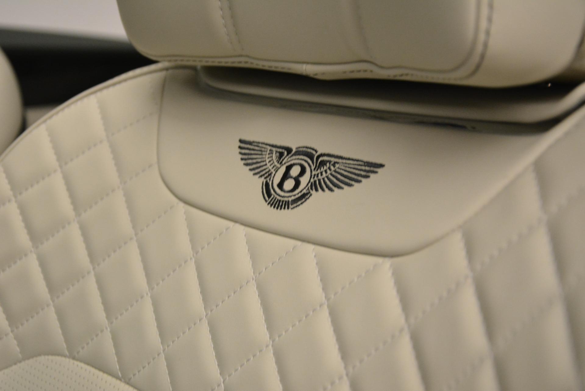 Used 2018 Bentley Bentayga Signature For Sale In Westport, CT 2168_p21