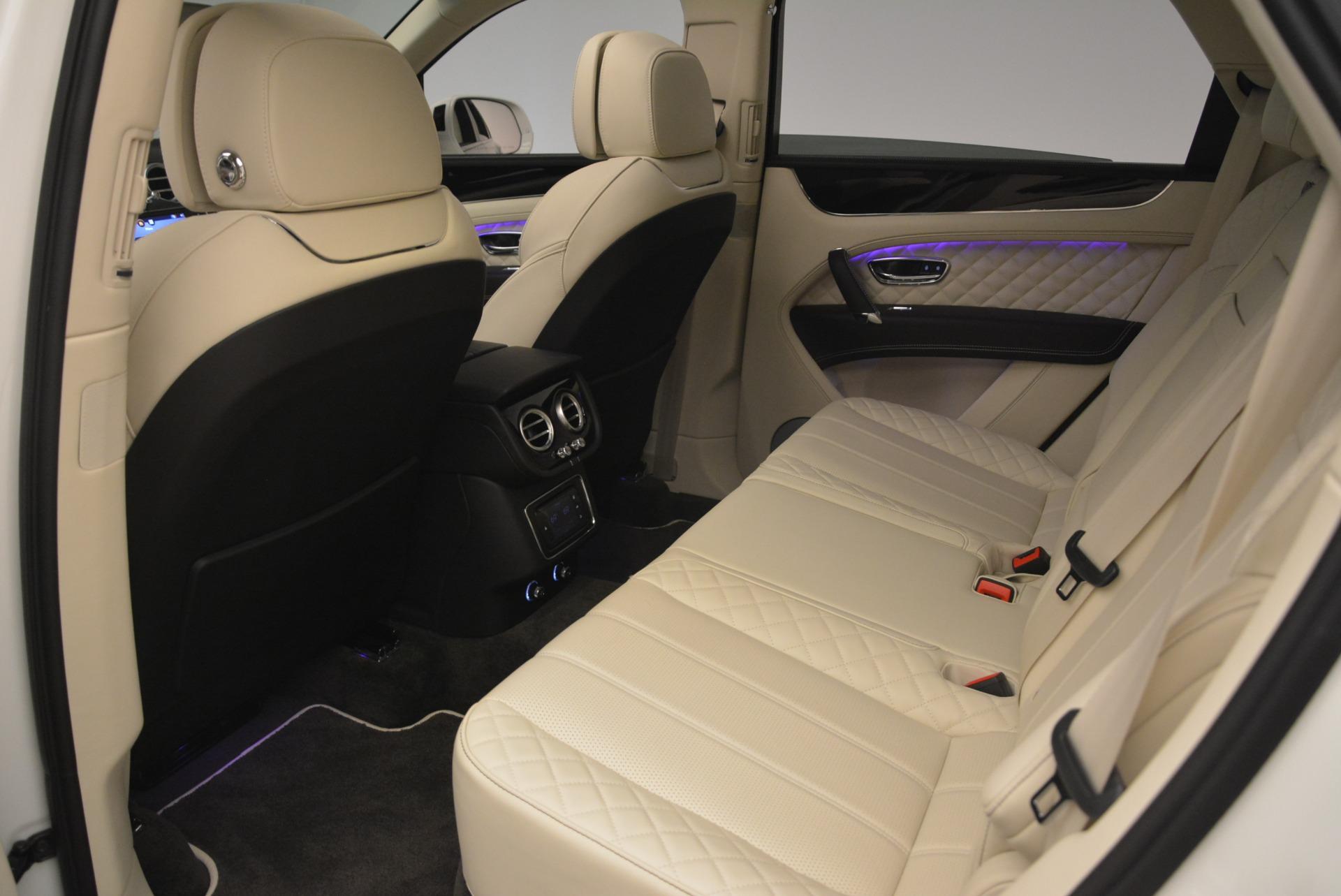 Used 2018 Bentley Bentayga Signature For Sale In Westport, CT 2168_p22