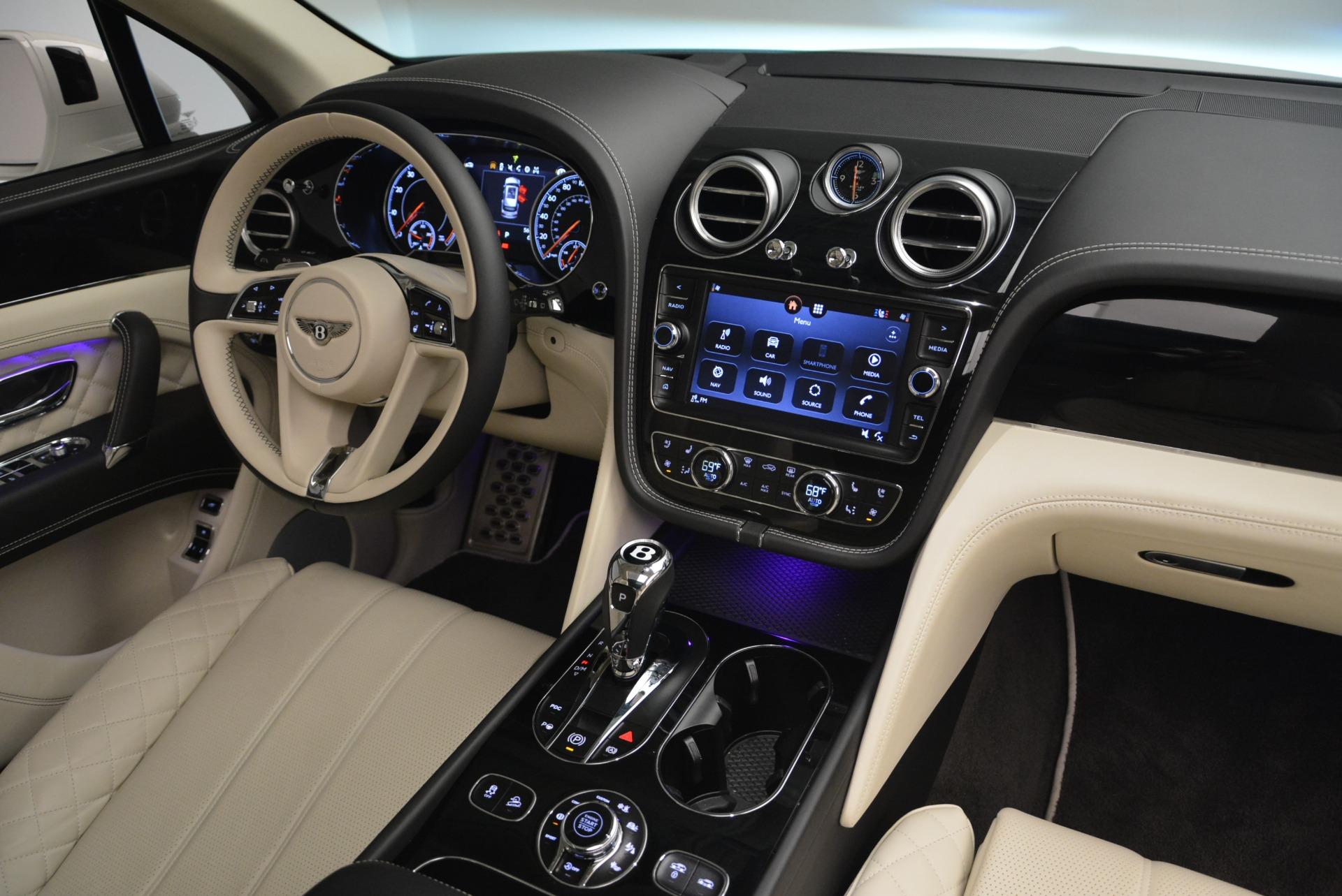 Used 2018 Bentley Bentayga Signature For Sale In Westport, CT 2168_p28