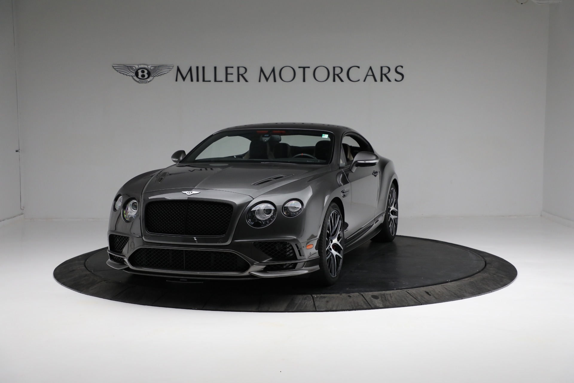 Used 2017 Bentley Continental GT Supersports For Sale In Westport, CT 2169_main