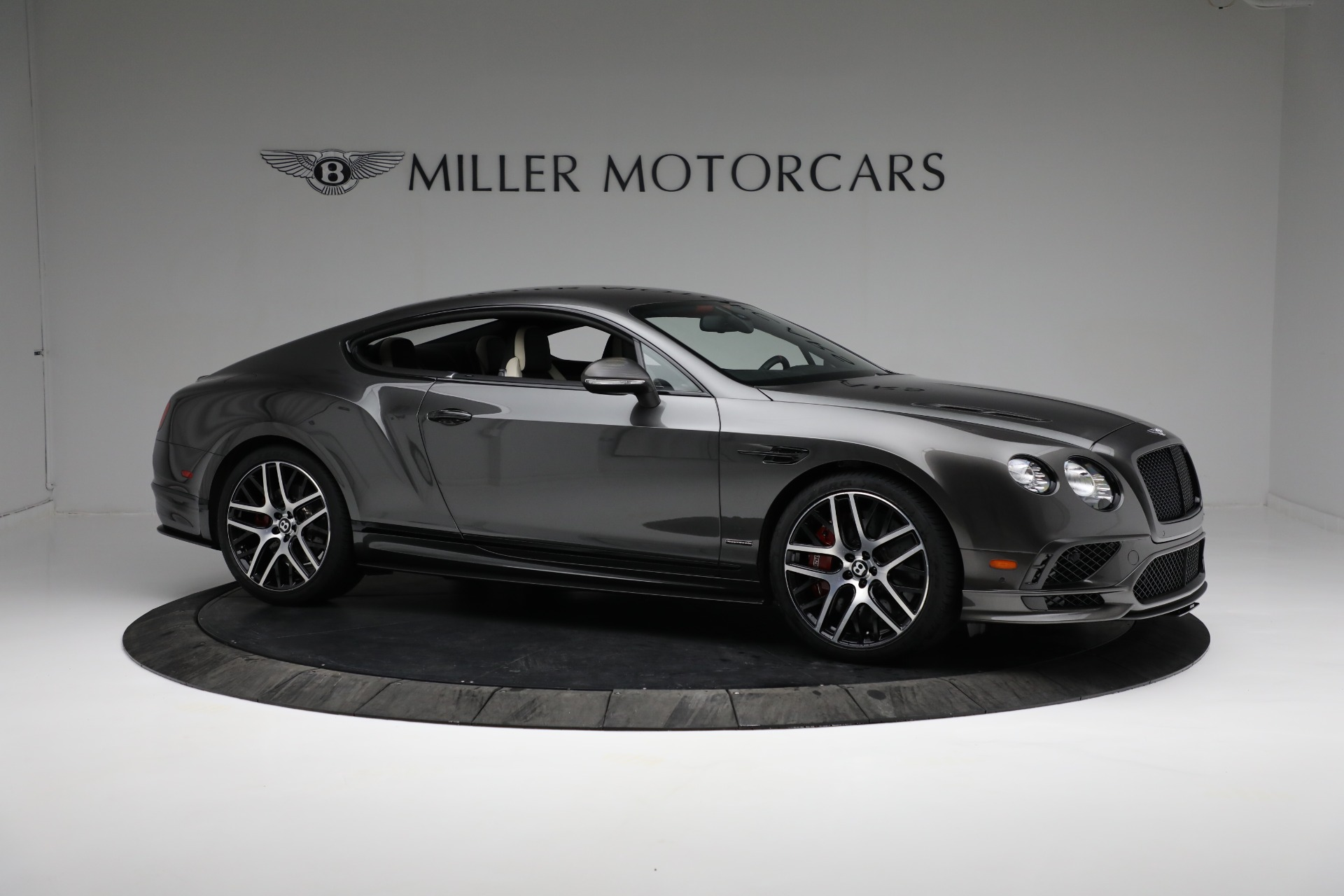 Used 2017 Bentley Continental GT Supersports For Sale In Westport, CT 2169_p10