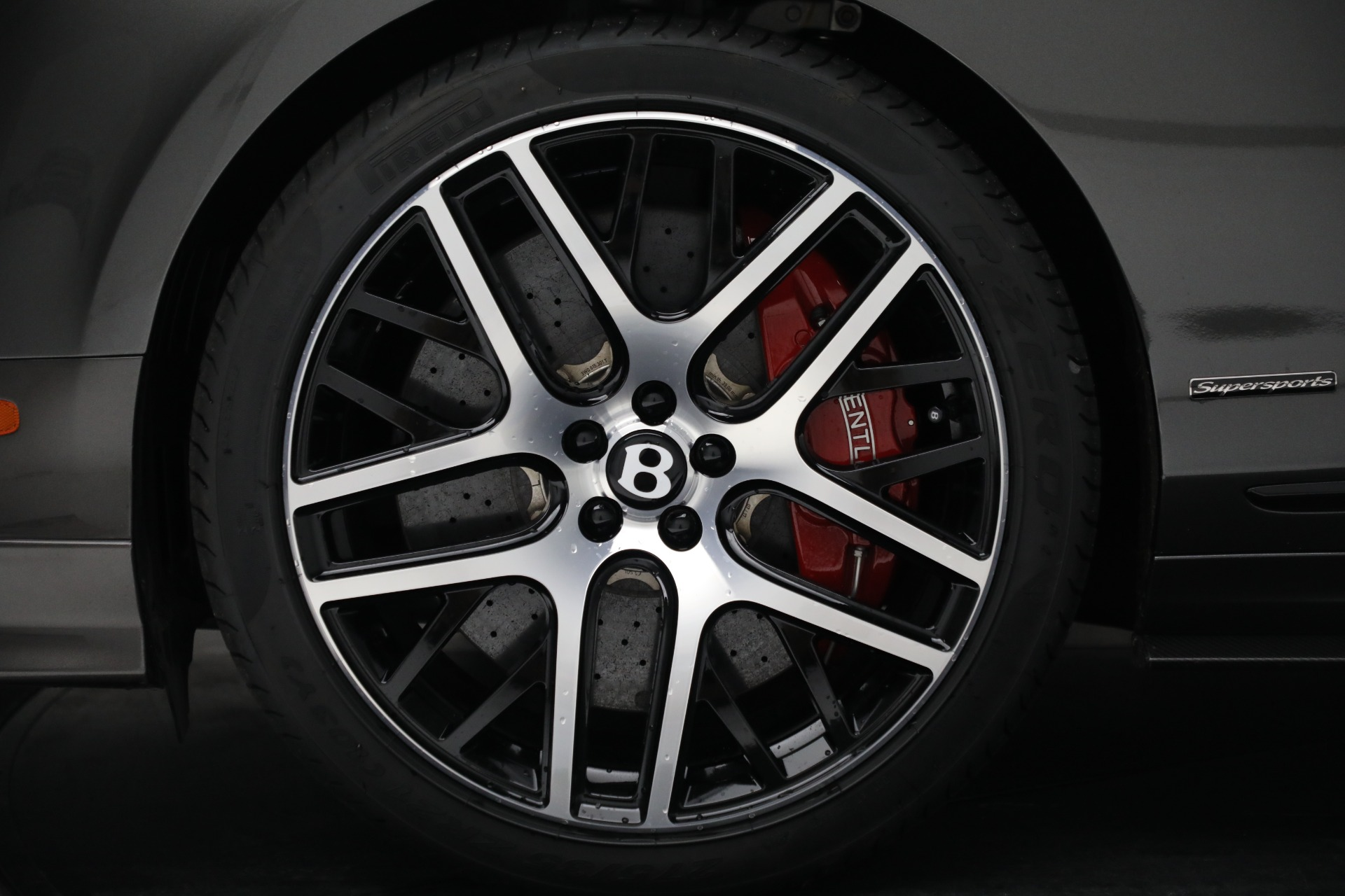 Used 2017 Bentley Continental GT Supersports For Sale In Westport, CT 2169_p15
