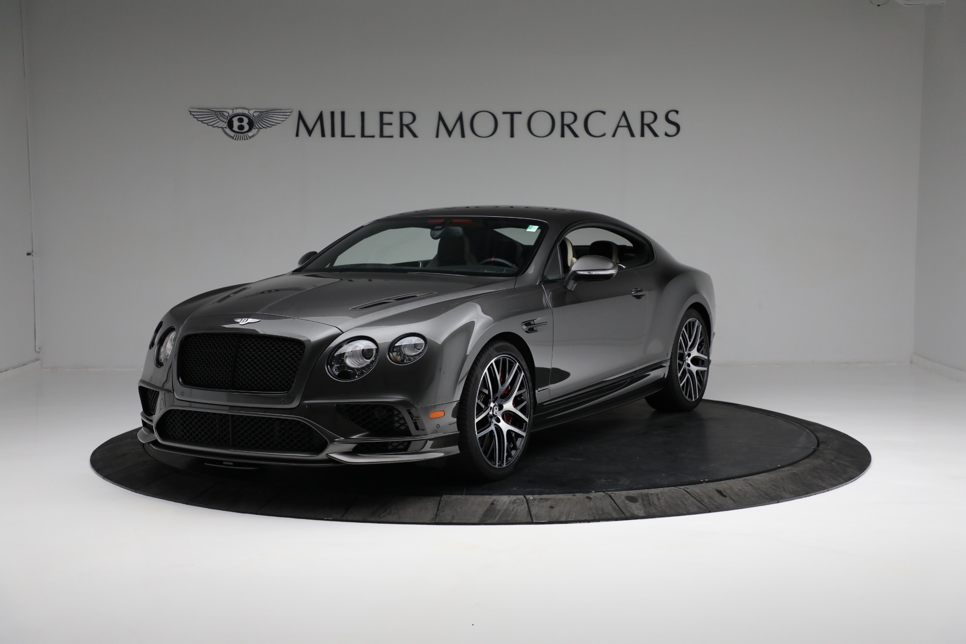 Used 2017 Bentley Continental GT Supersports For Sale In Westport, CT 2169_p2
