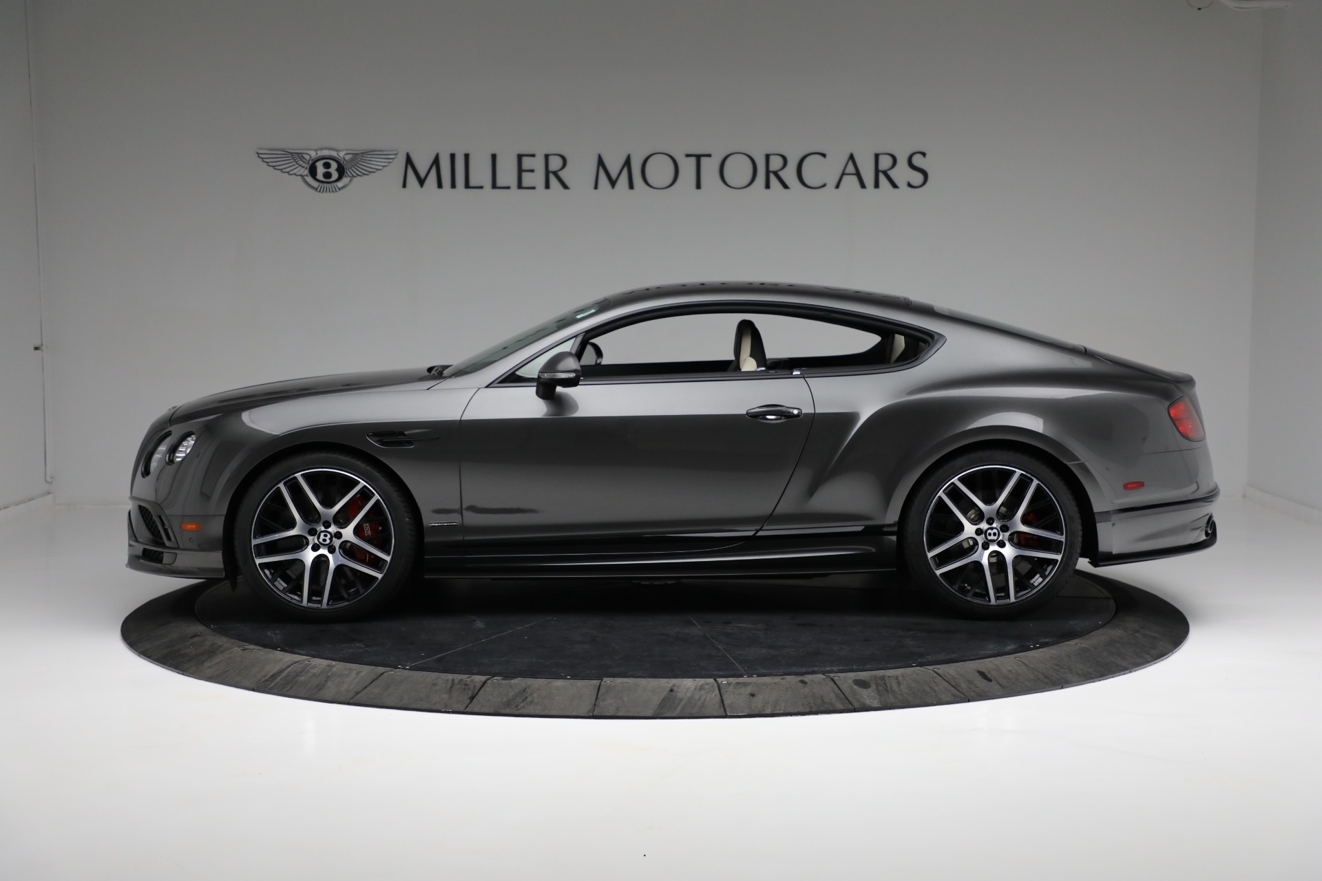 Used 2017 Bentley Continental GT Supersports For Sale In Westport, CT 2169_p3
