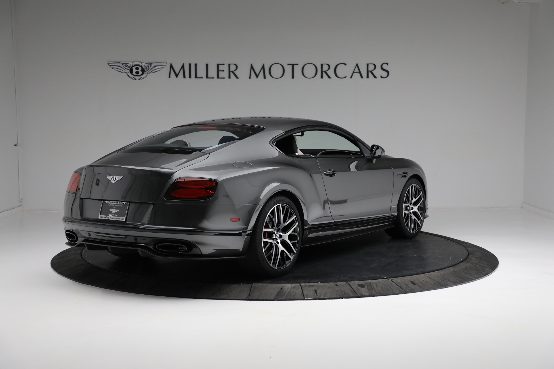 Used 2017 Bentley Continental GT Supersports For Sale In Westport, CT 2169_p8