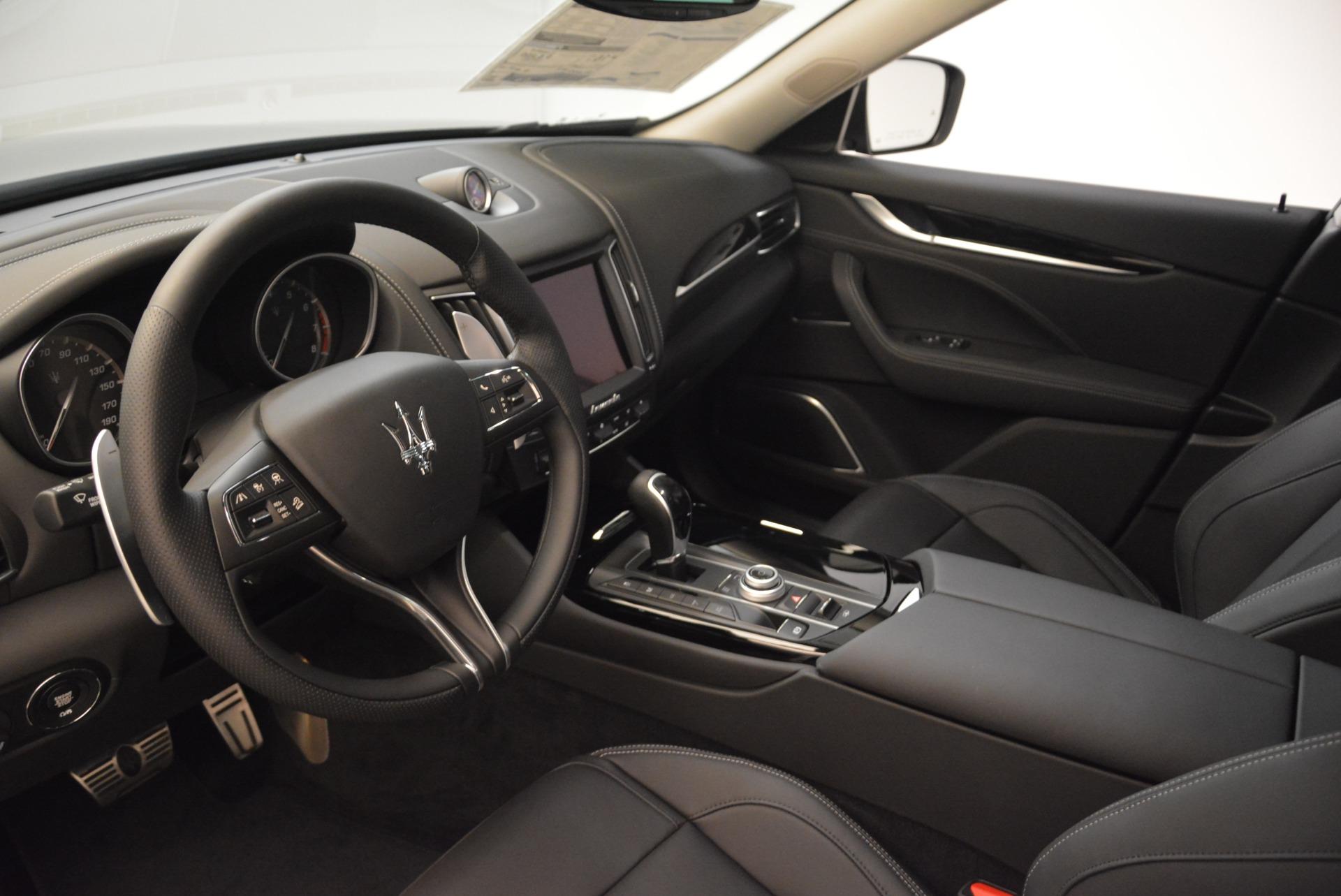 New 2018 Maserati Levante S Q4 GranSport For Sale In Westport, CT 2170_p12