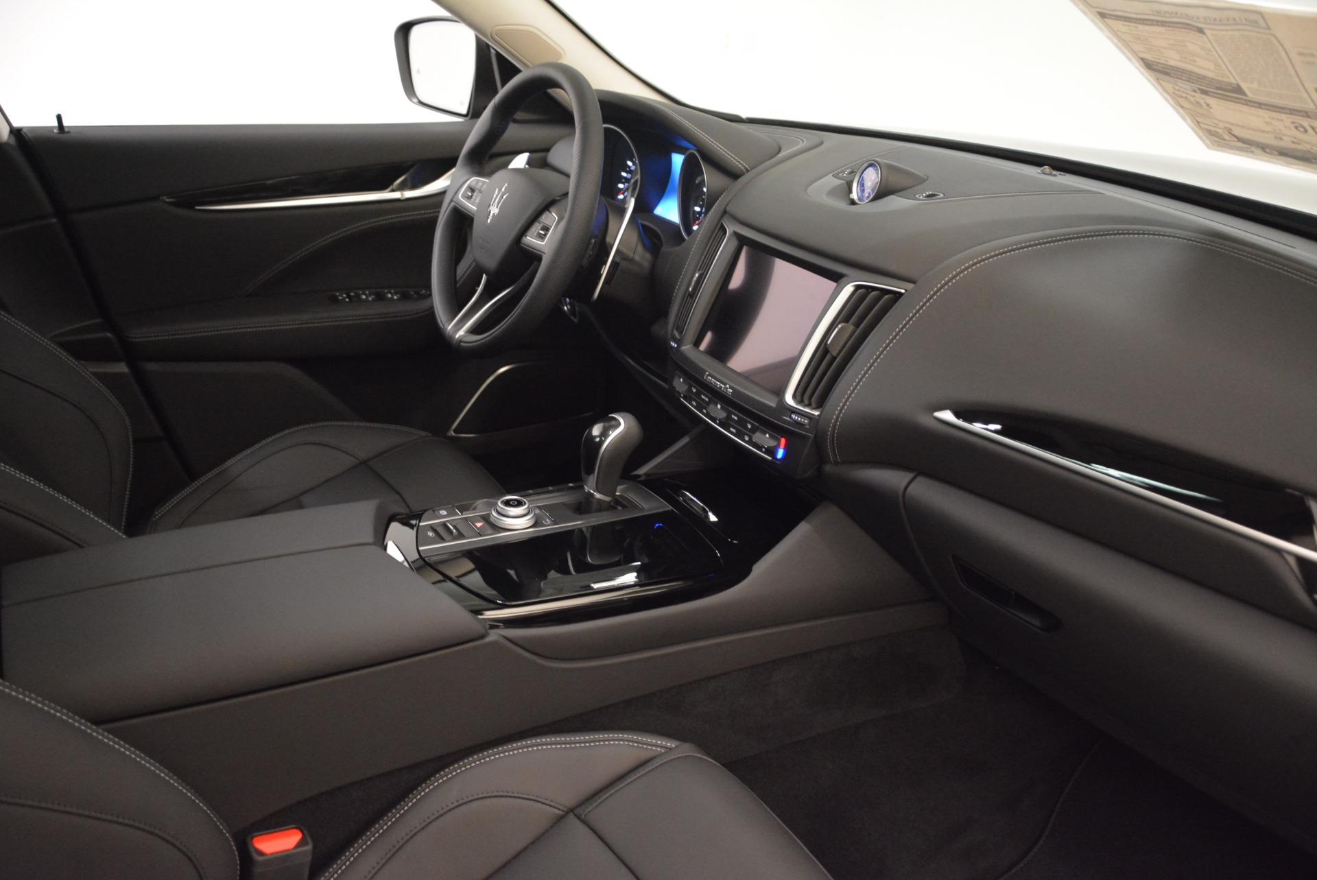 New 2018 Maserati Levante S Q4 GranSport For Sale In Westport, CT 2170_p20