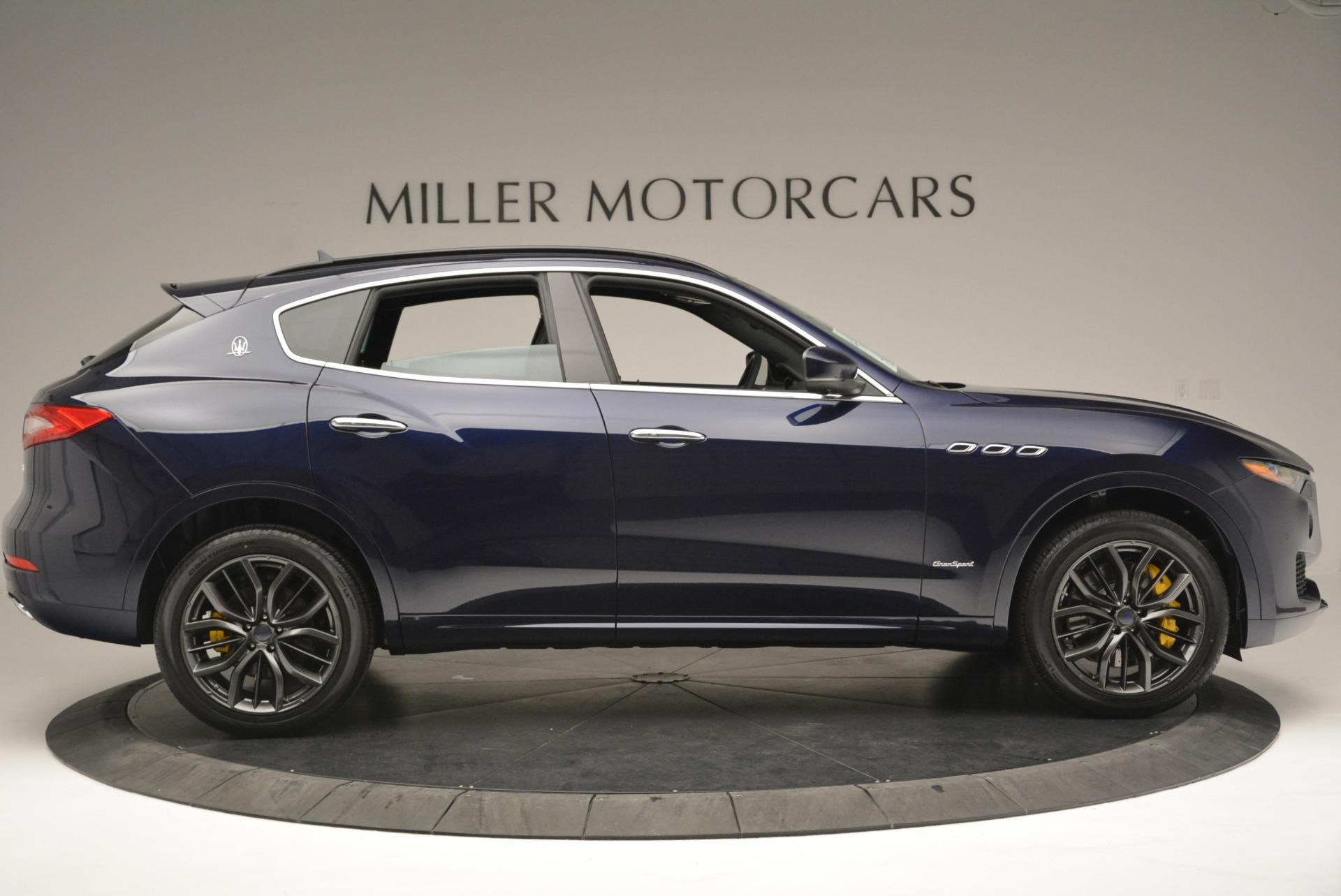 New 2018 Maserati Levante S Q4 GranSport For Sale In Westport, CT 2171_p10