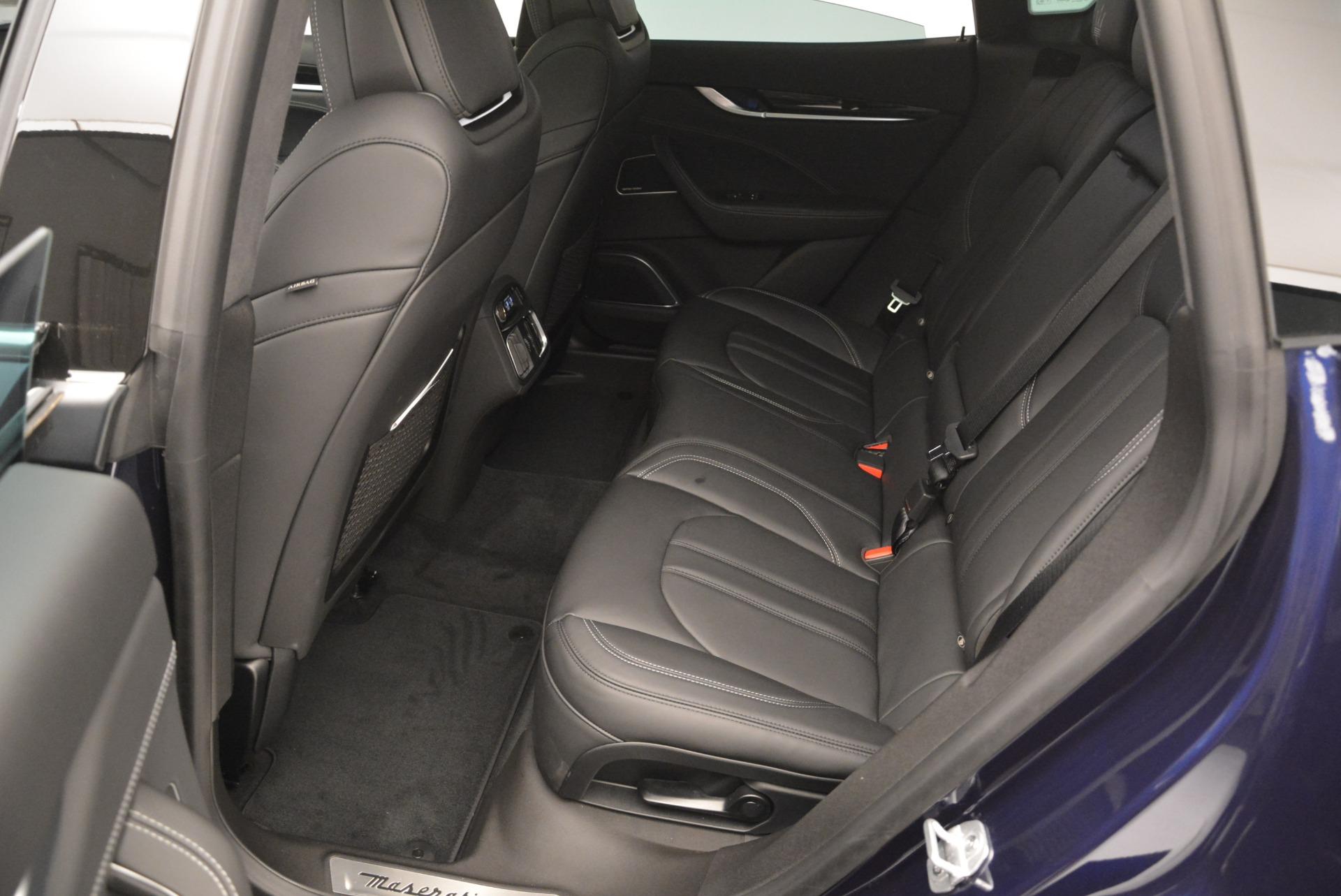 New 2018 Maserati Levante S Q4 GranSport For Sale In Westport, CT 2171_p20