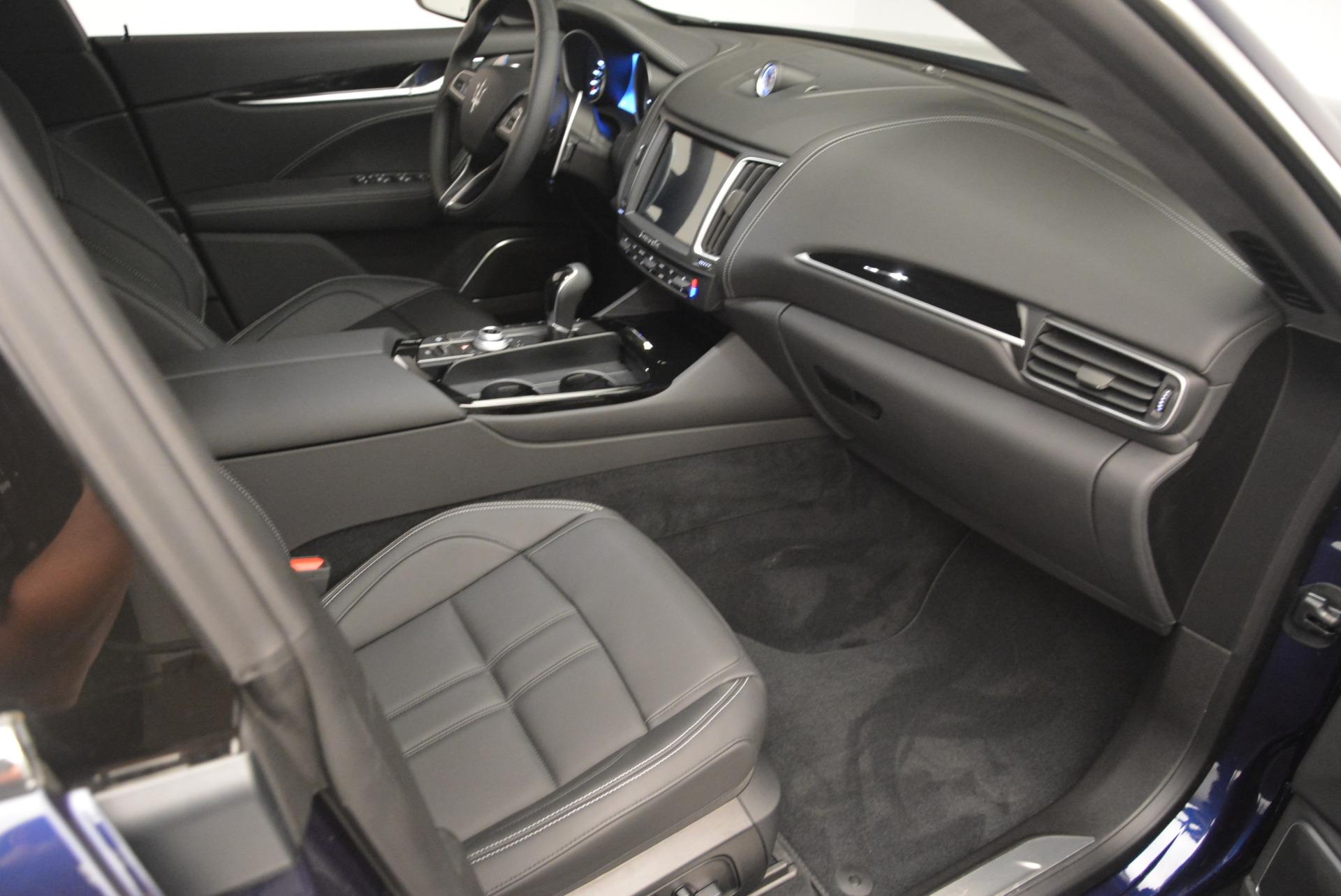 New 2018 Maserati Levante S Q4 GranSport For Sale In Westport, CT 2171_p23