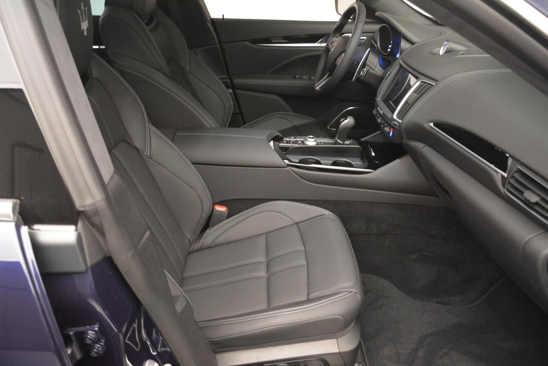 New 2018 Maserati Levante S Q4 GranSport For Sale In Westport, CT 2171_p24