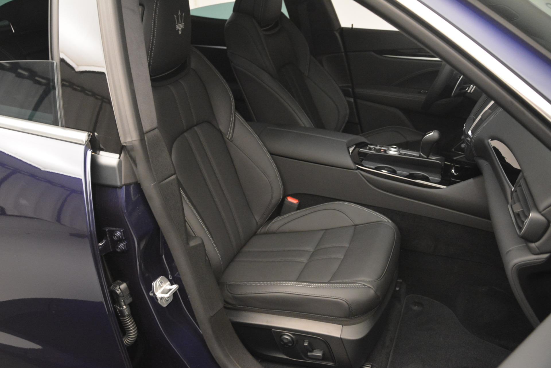 New 2018 Maserati Levante S Q4 GranSport For Sale In Westport, CT 2171_p25