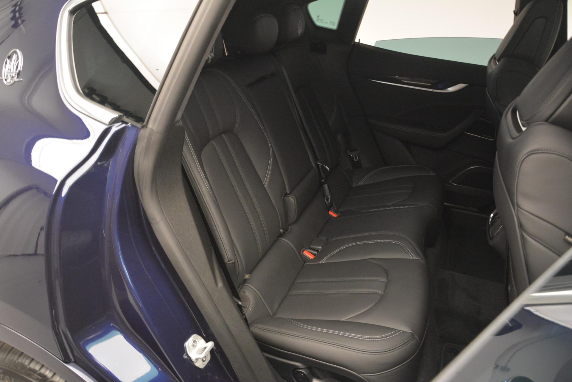 New 2018 Maserati Levante S Q4 GranSport For Sale In Westport, CT 2171_p29