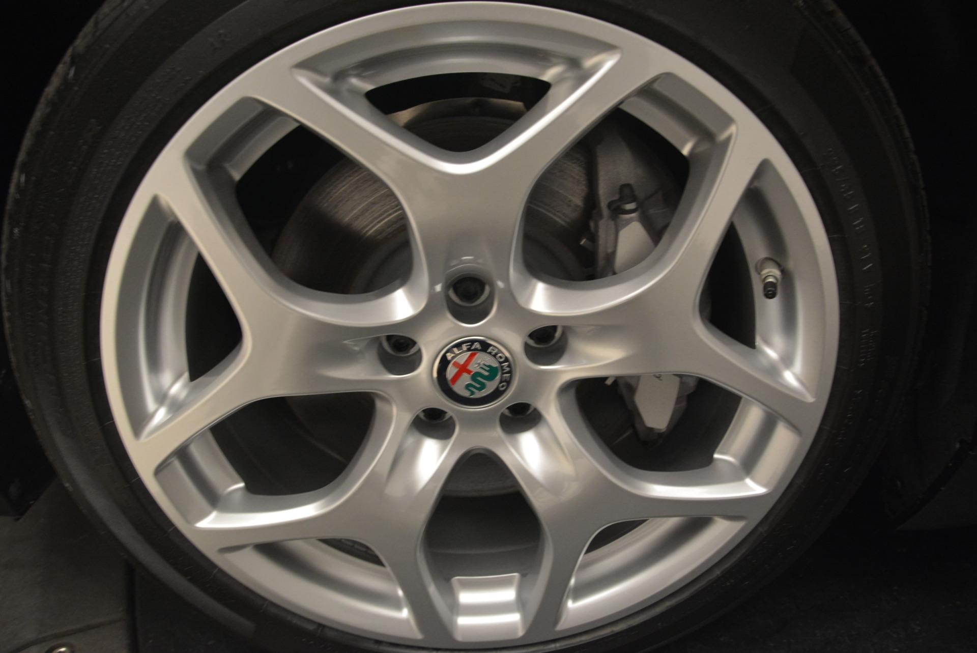 New 2018 Alfa Romeo Giulia Ti Q4 For Sale In Westport, CT 2174_p25