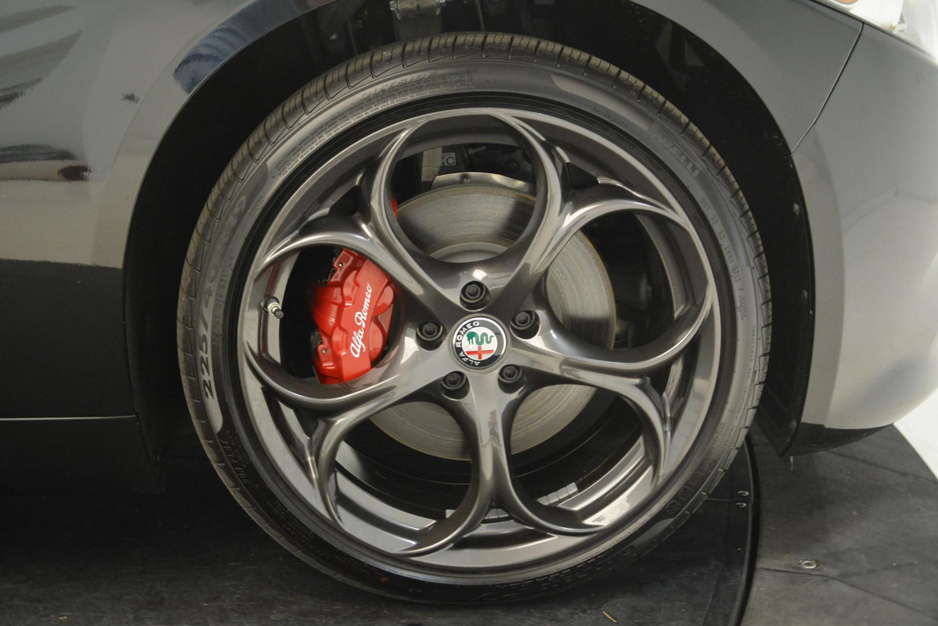 New 2018 Alfa Romeo Giulia Ti Sport Q4 For Sale In Westport, CT 2175_p25