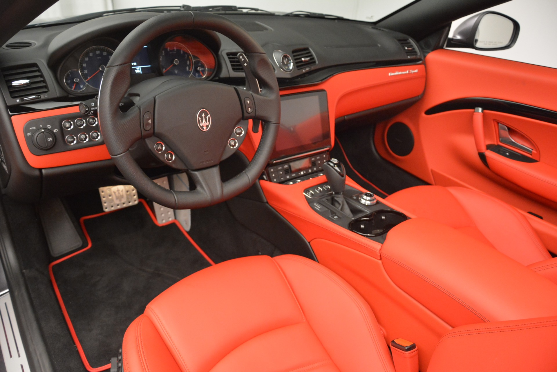 New 2018 Maserati GranTurismo Sport Convertible For Sale In Westport, CT 2182_p25