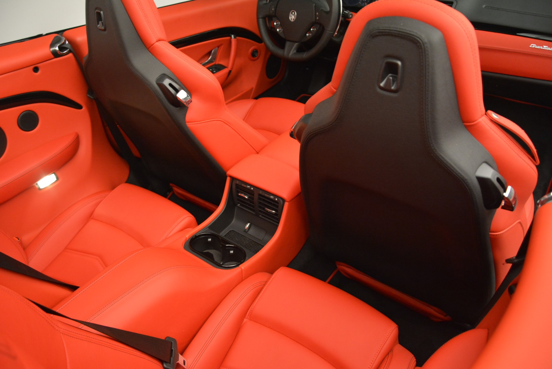 New 2018 Maserati GranTurismo Sport Convertible For Sale In Westport, CT 2182_p35
