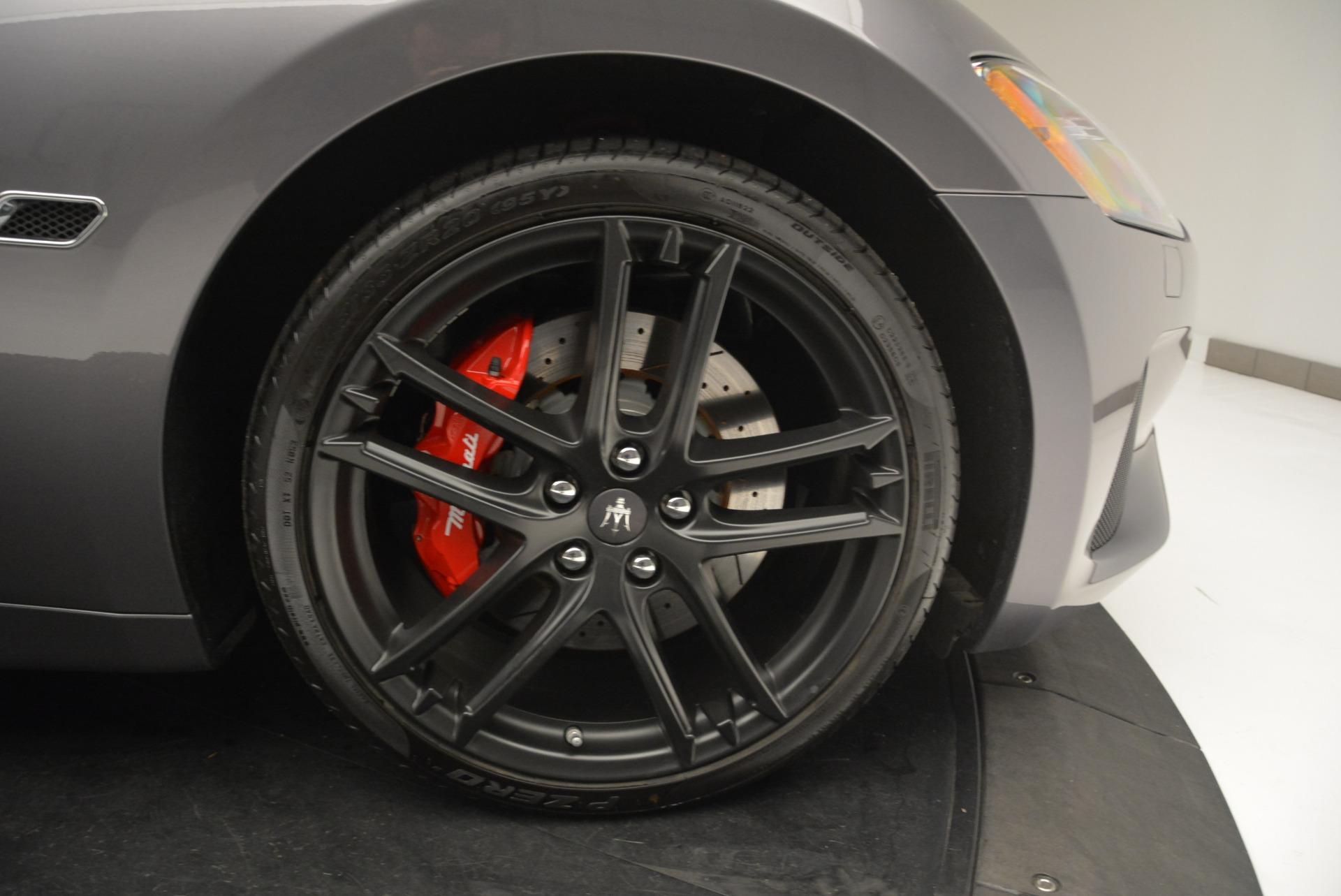 New 2018 Maserati GranTurismo Sport Convertible For Sale In Westport, CT 2182_p38