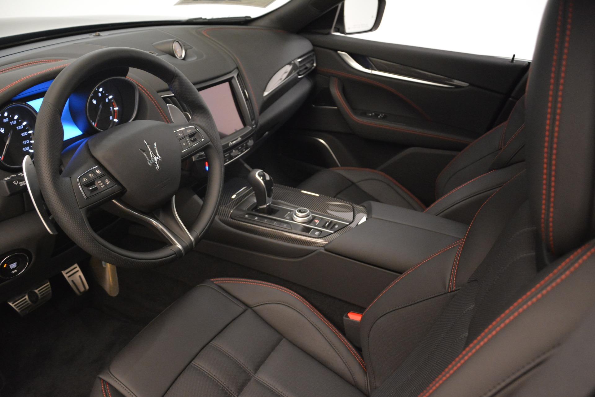 New 2018 Maserati Levante S Q4 GranSport For Sale In Westport, CT 2183_p13