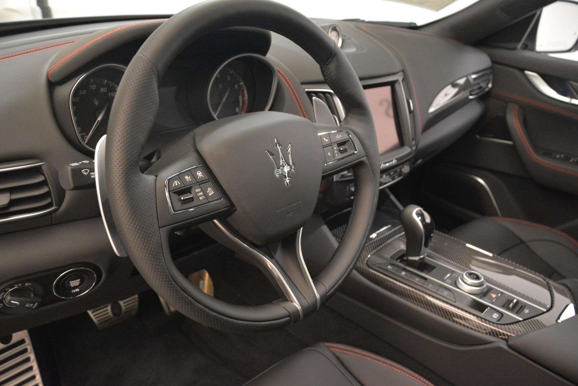 New 2018 Maserati Levante S Q4 GranSport For Sale In Westport, CT 2183_p18